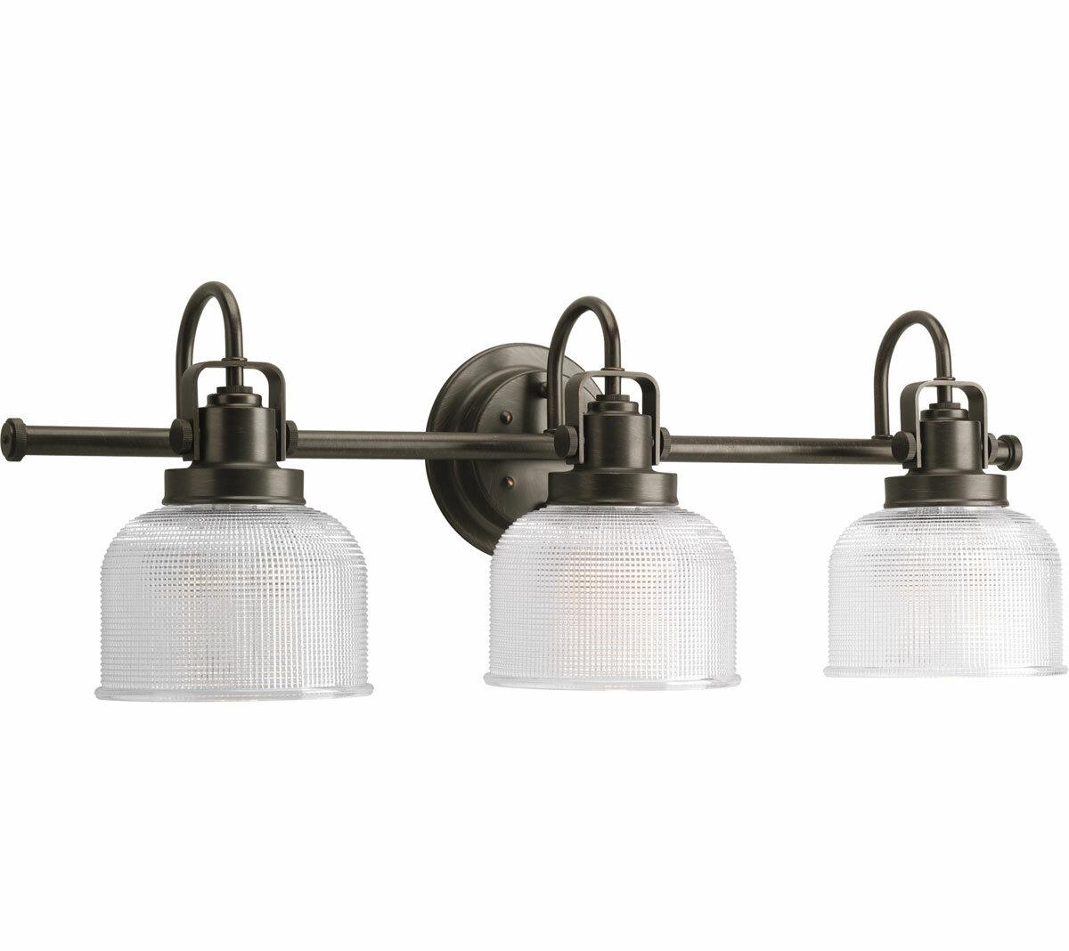 Gotha 3 Light Vanity Light Intended For Angelina 1 Light Single Cylinder Pendants (Image 15 of 30)