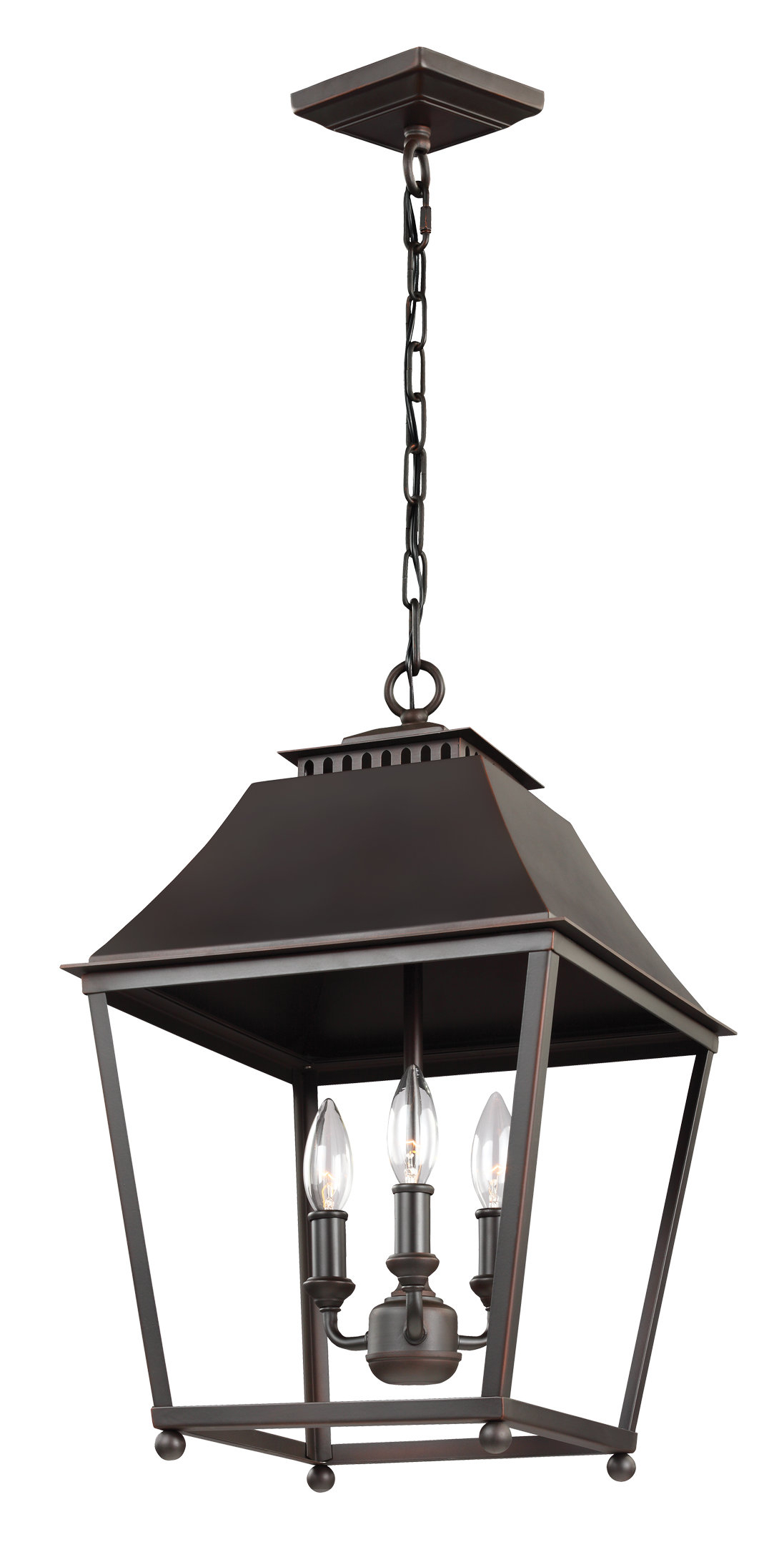 Gracie Oaks Darwin 3-Light Lantern Geometric Pendant with Armande 3-Light Lantern Geometric Pendants (Image 20 of 30)