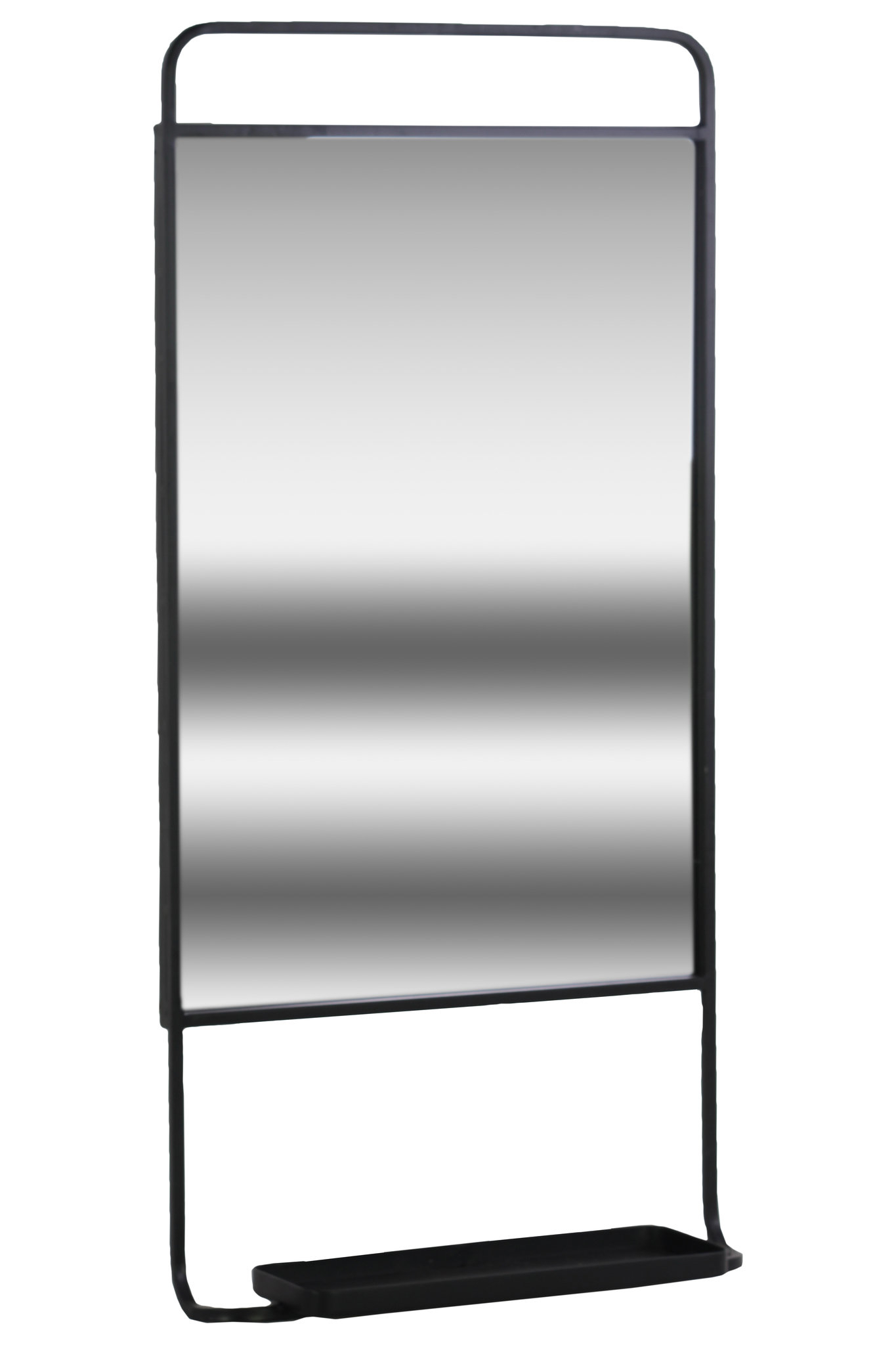 Greco Metal Rectangular Accent Mirror Intended For Kayden Accent Mirrors (View 10 of 30)