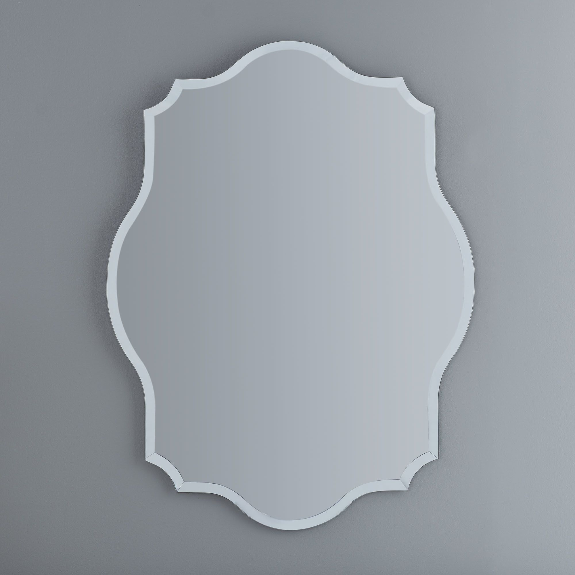 Guidinha Modern & Contemporary Accent Mirror | Products Pertaining To Guidinha Modern & Contemporary Accent Mirrors (View 12 of 30)