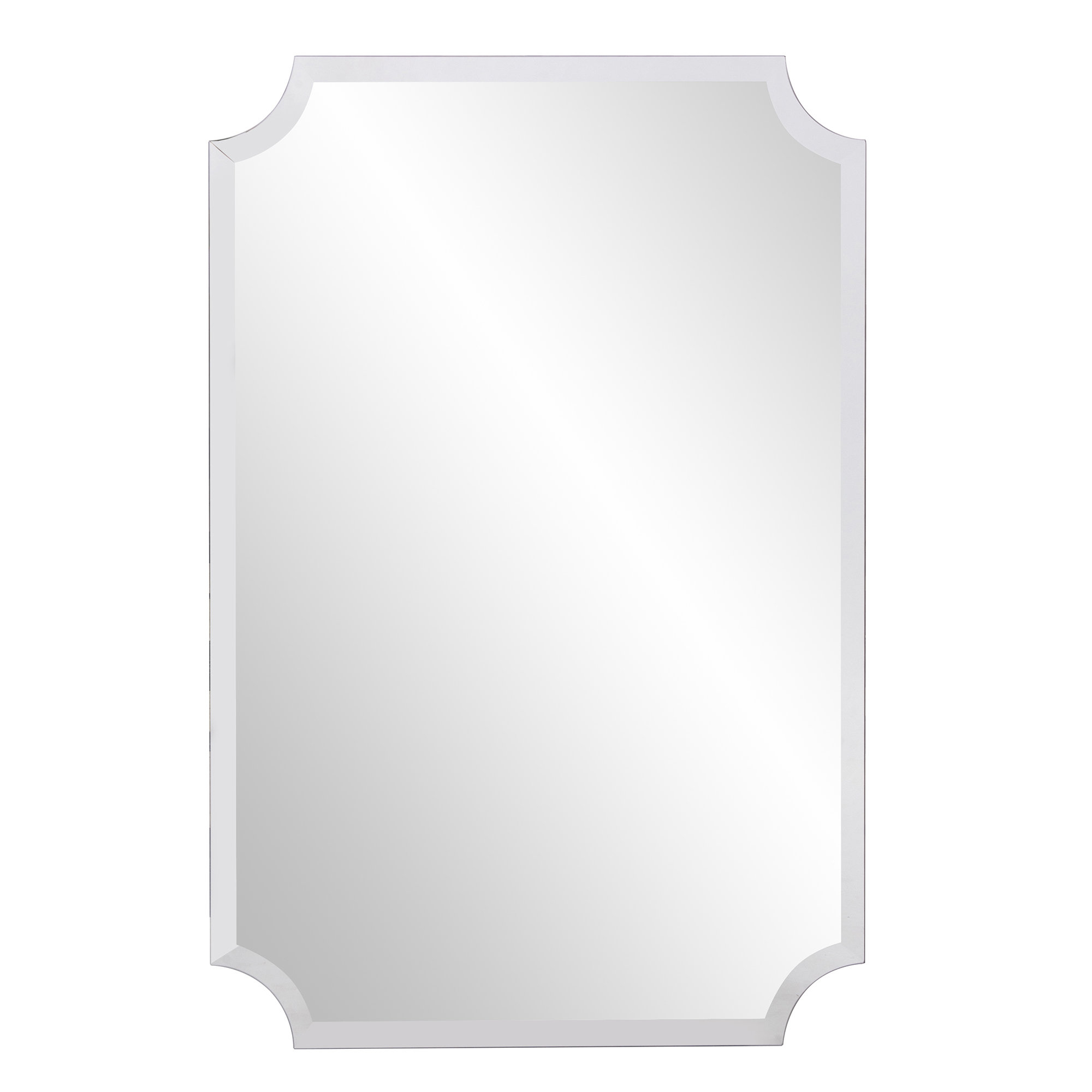 Guilherme Modern & Contemporary Accent Mirror Inside Guidinha Modern & Contemporary Accent Mirrors (View 6 of 30)