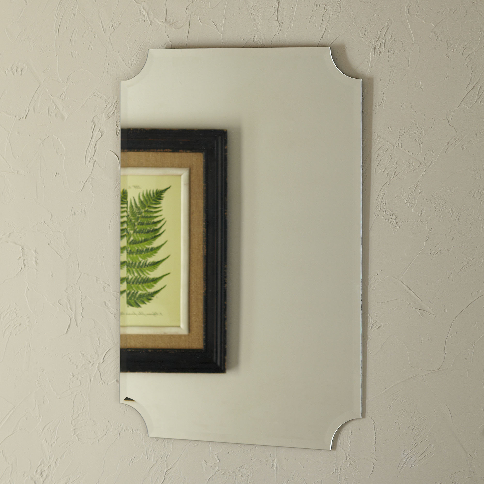 Guilherme Modern & Contemporary Accent Mirror Intended For Guidinha Modern & Contemporary Accent Mirrors (View 8 of 30)