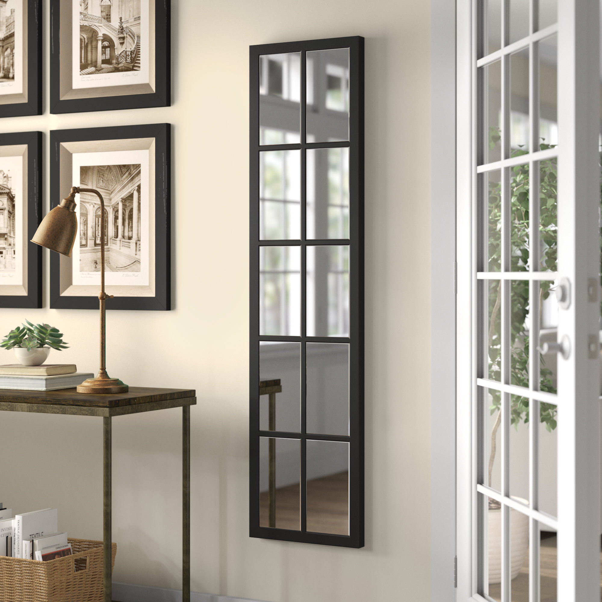 Hammonton Traditional Accent Mirror With Regard To Traditional Accent Mirrors (View 13 of 30)