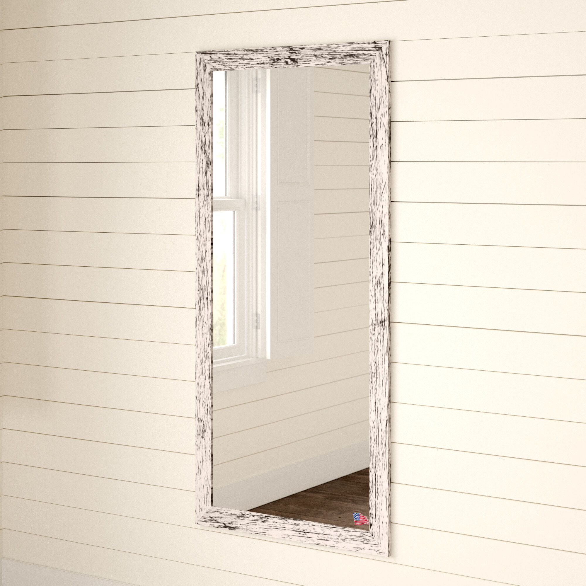 Handcrafted Farmhouse Full Length Mirror With Handcrafted Farmhouse Full Length Mirrors (View 17 of 30)