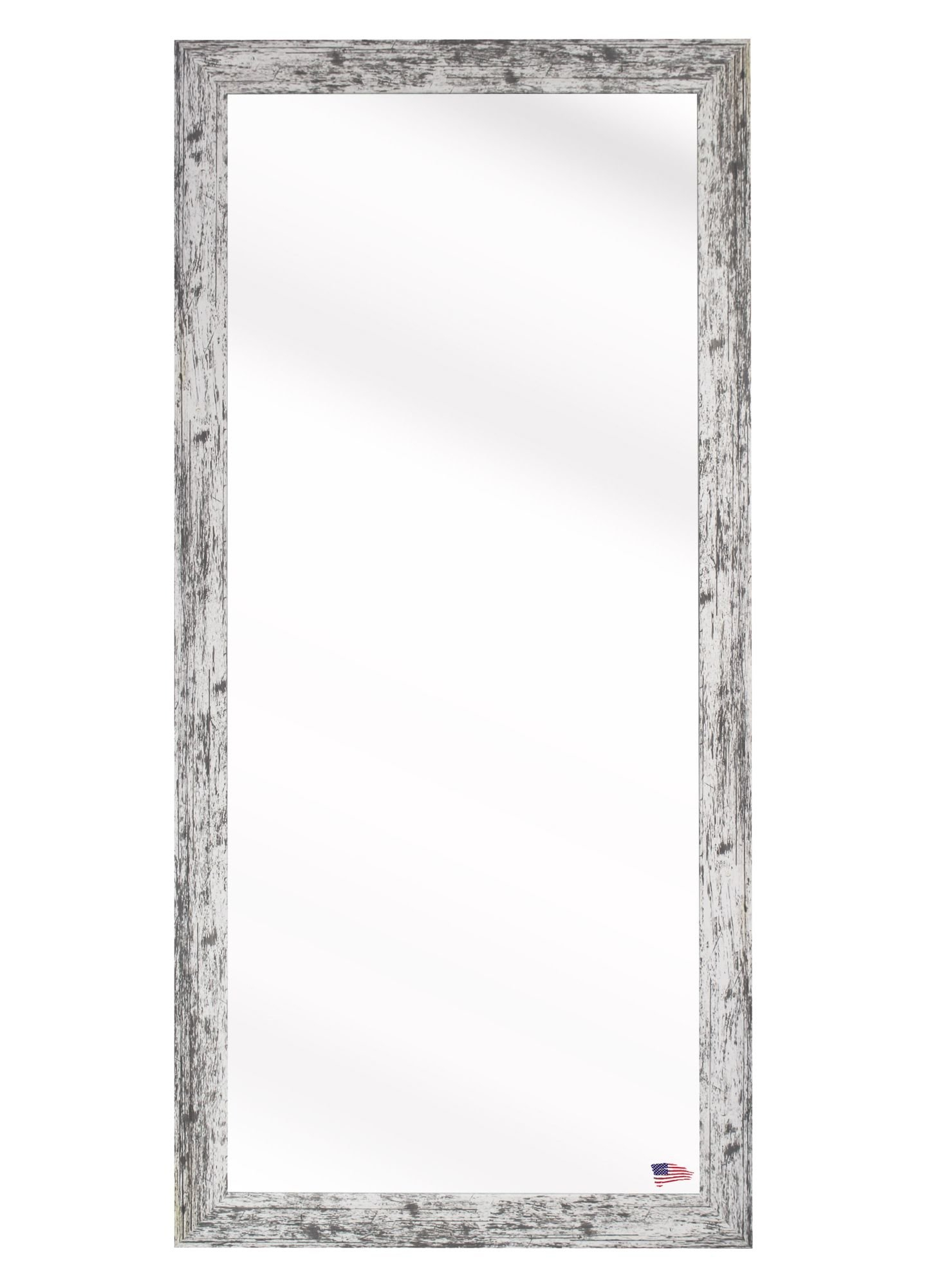 Handcrafted Farmhouse Full Length Mirror With Regard To Handcrafted Farmhouse Full Length Mirrors (View 18 of 30)