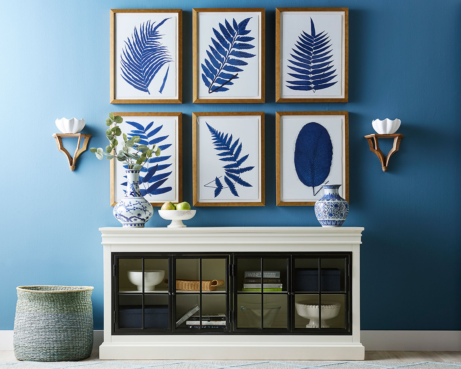 Hanging Wall Art Complete Guide | How To Decorate intended for Multi Plates Wall Decor (Image 7 of 30)