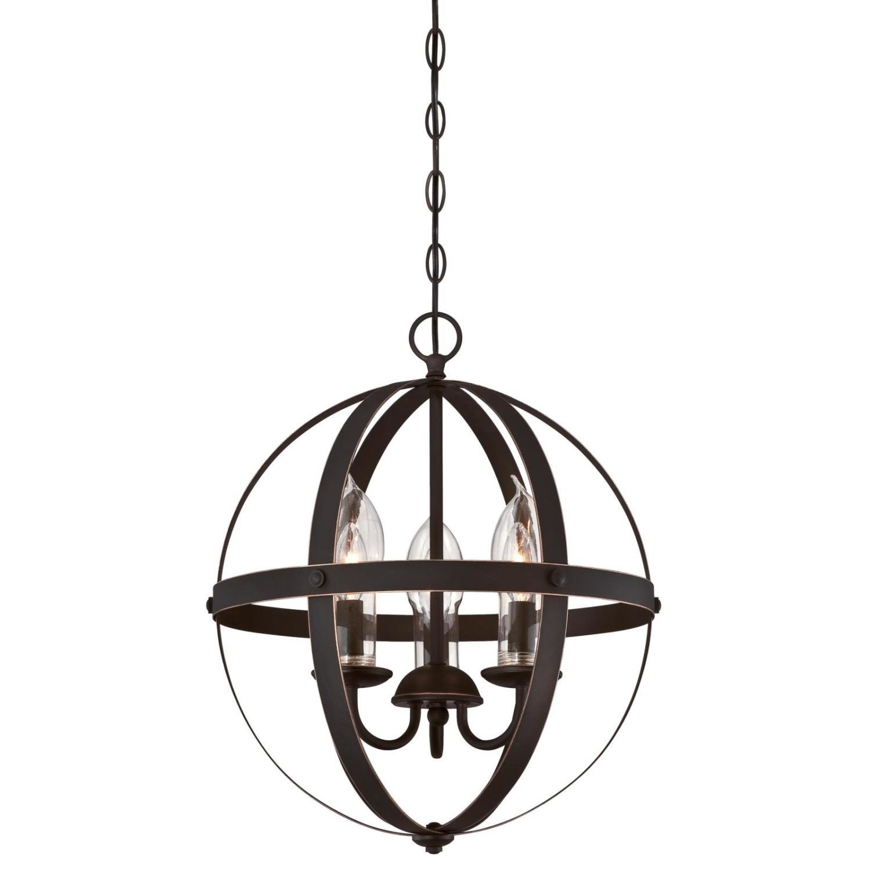 Harrogate 3-Light Globe Chandelier for Shipststour 3-Light Globe Chandeliers (Image 19 of 30)