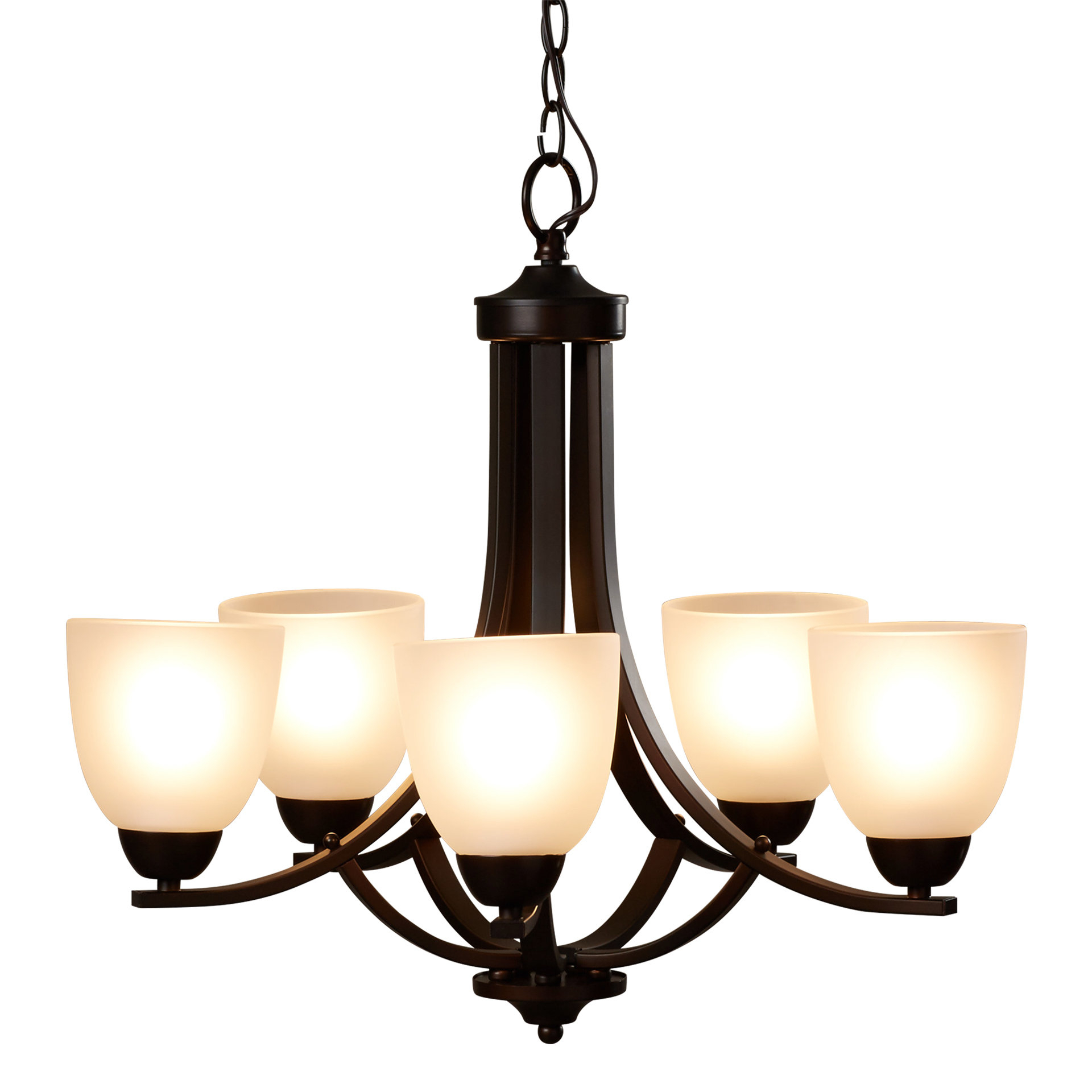 Hayden 5 Light Shaded Chandelier With Newent 5 Light Shaded Chandeliers (View 3 of 30)