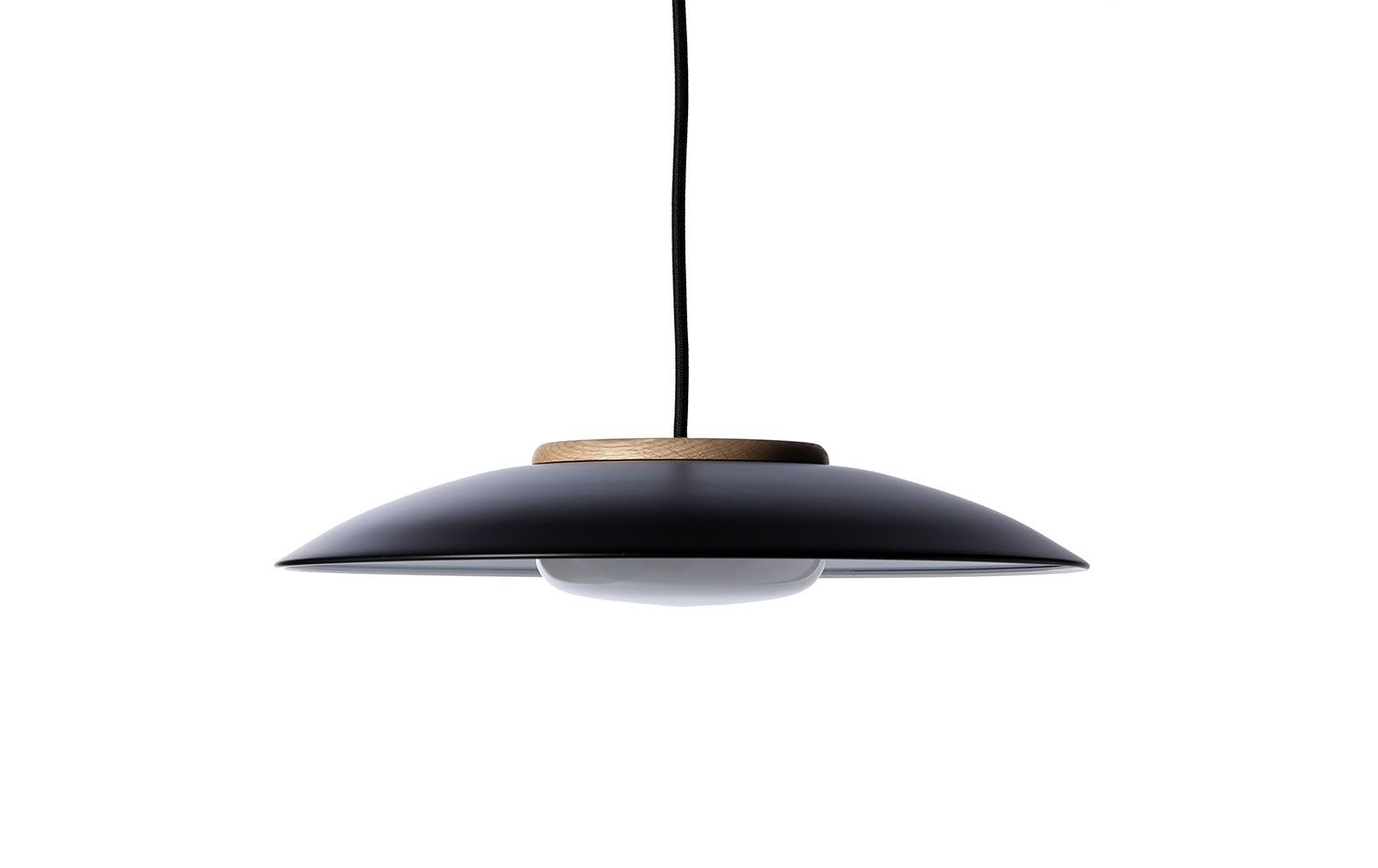 Heal's Saucer Pendant Lights | Furnishings | Pendant Intended For Barrons 1 Light Single Cylinder Pendants (View 16 of 30)