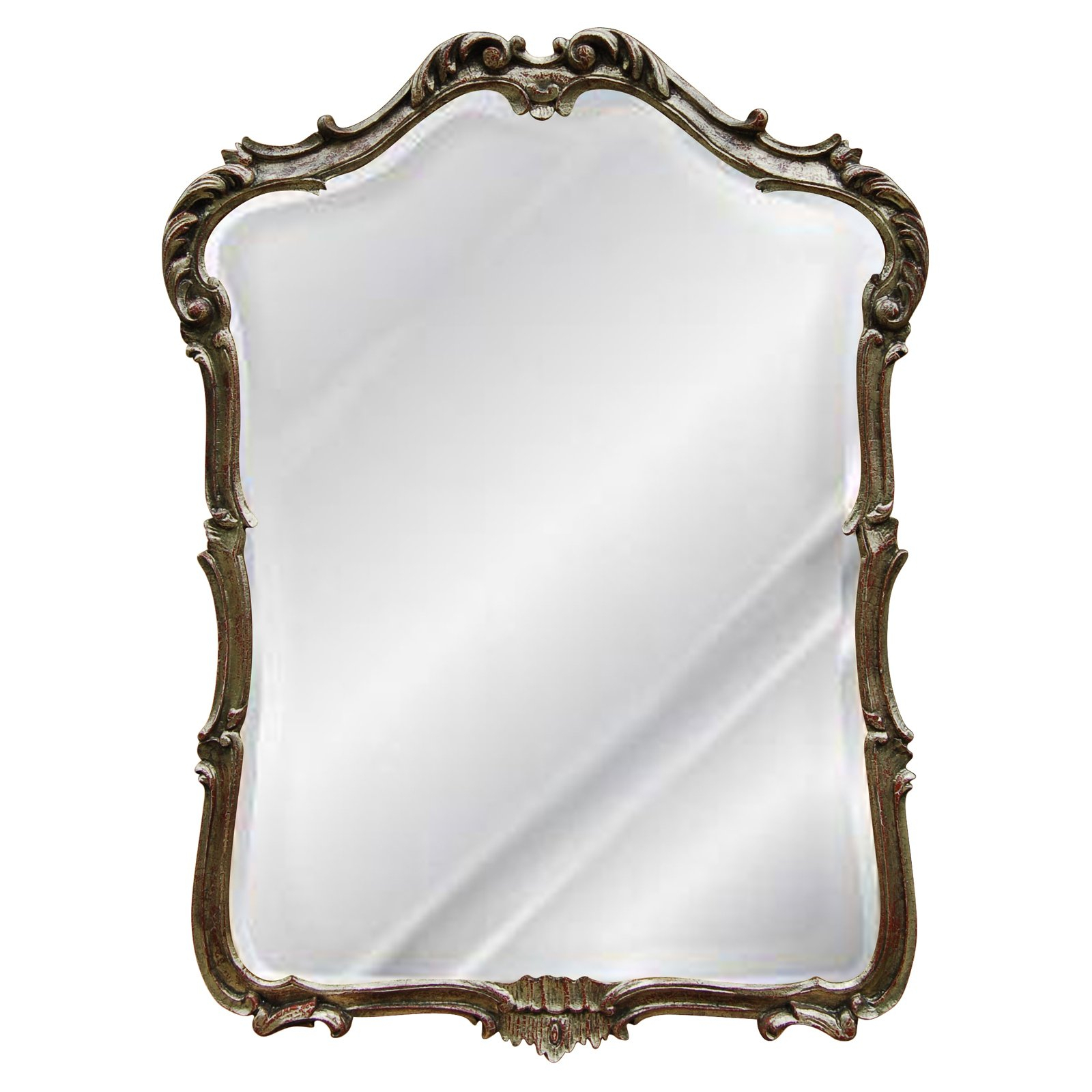 Hickory Manor House Philippe Wall Mirror – (View 17 of 30)