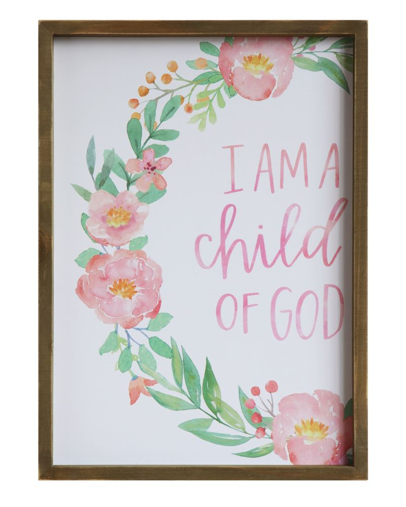 Home Décor | Swain's Electric, Inc. throughout Floral Wreath Wood Framed Wall Decor (Image 21 of 30)