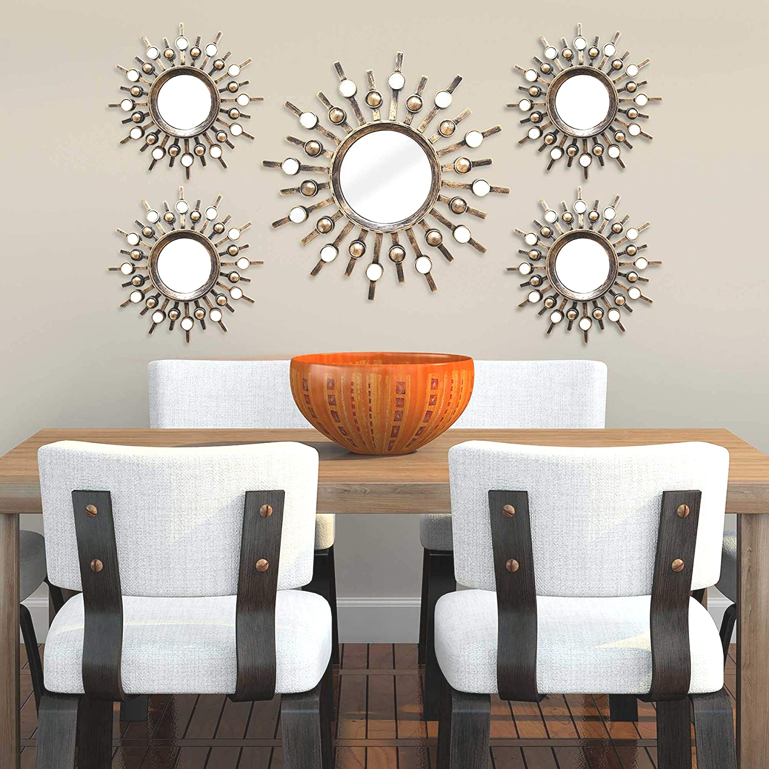 Home Design : Bronze Wall Mirrors Engaging World Menagerie Within Wall Decor By World Menagerie (View 20 of 30)