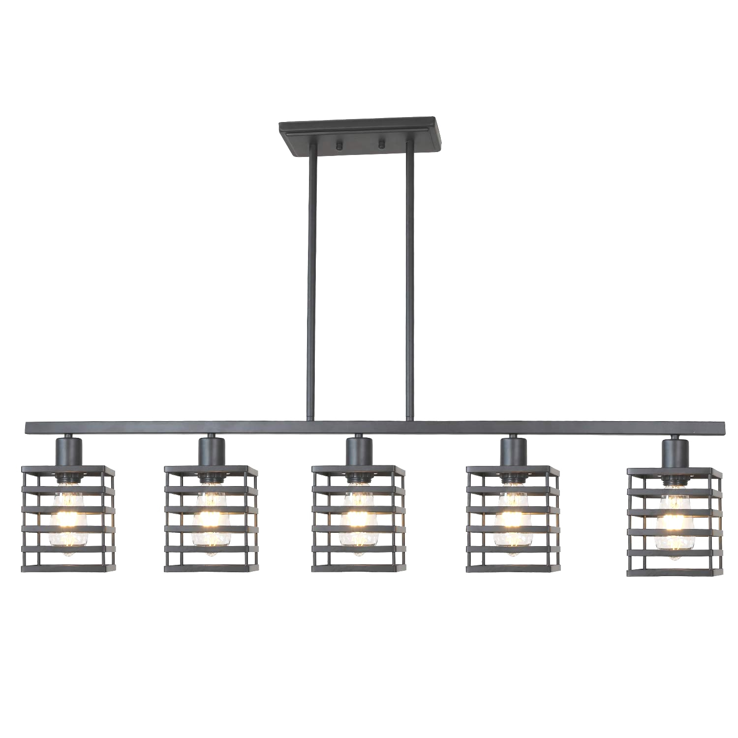 Home Ideas : Island Ceiling Lighting Fixtures Cool Pendant 5 In Carmen 6 Light Kitchen Island Linear Pendants (View 21 of 30)
