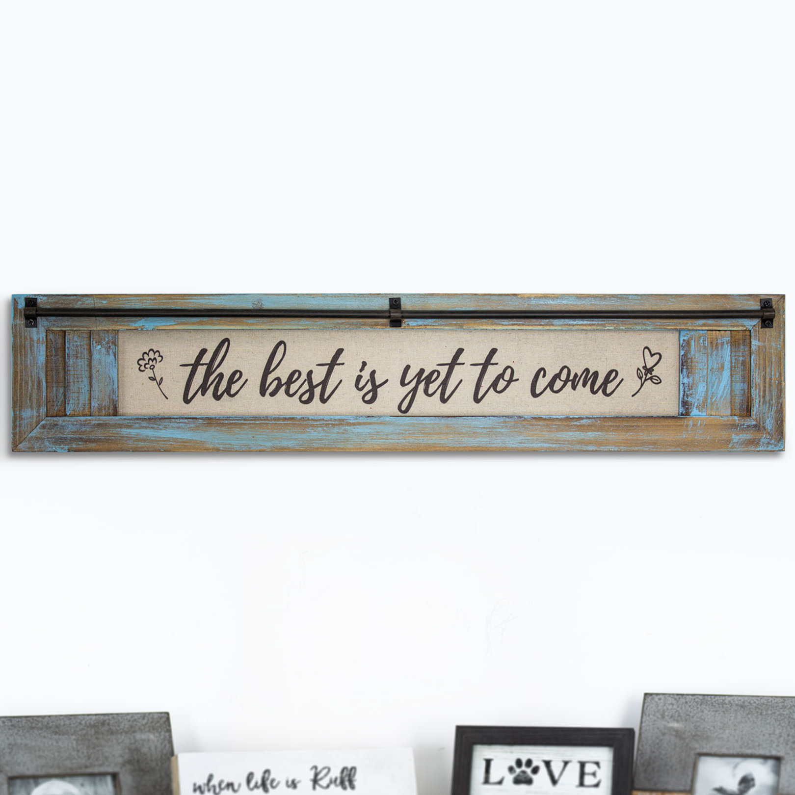 Home Letters Wall Decor | Wayfair intended for Sign Wall Decor By Charlton Home (Image 20 of 30)