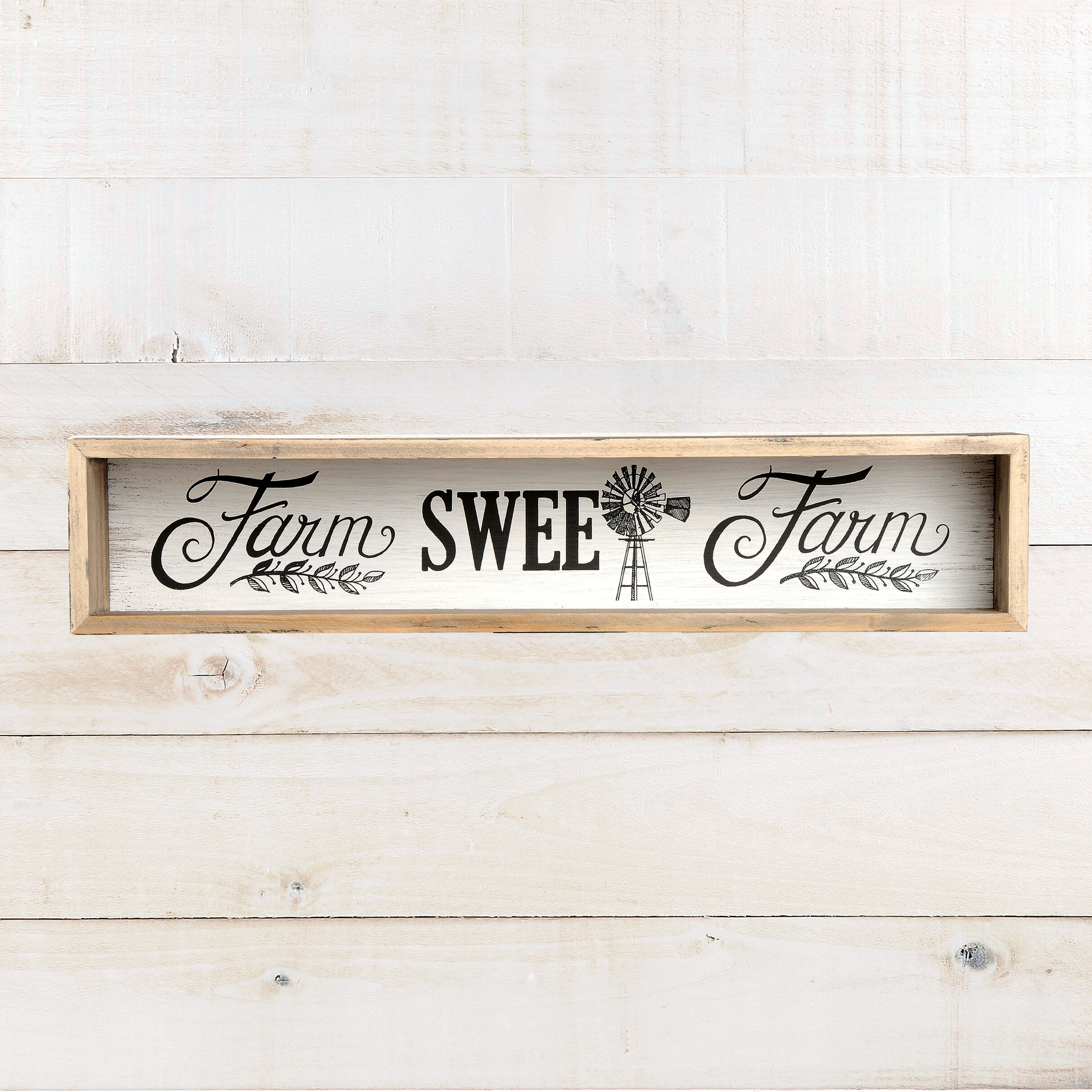 Home Sweet Home Wall Decor | Wayfair Inside Laser Engraved Home Sweet Home Wall Decor (View 18 of 30)
