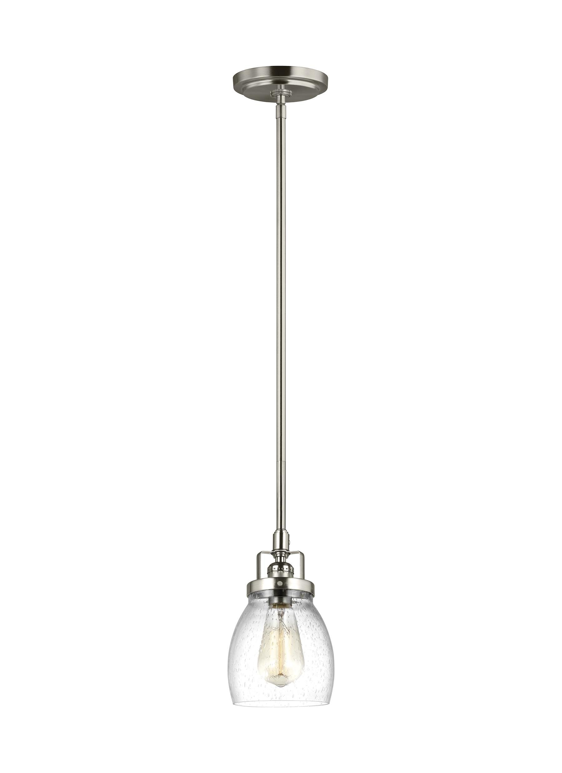 Houon 1 Light Cone Bell Pendant & Reviews | Joss & Main For Neal 1 Light Single Teardrop Pendants (View 24 of 30)