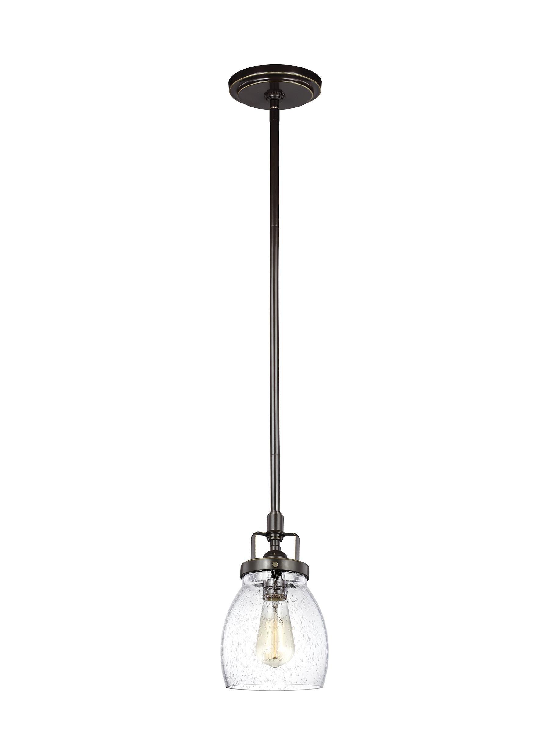 Houon Heirloom Bronze 1 Light Cone Bell Pendant Throughout Houon 1 Light Cone Bell Pendants (View 3 of 30)