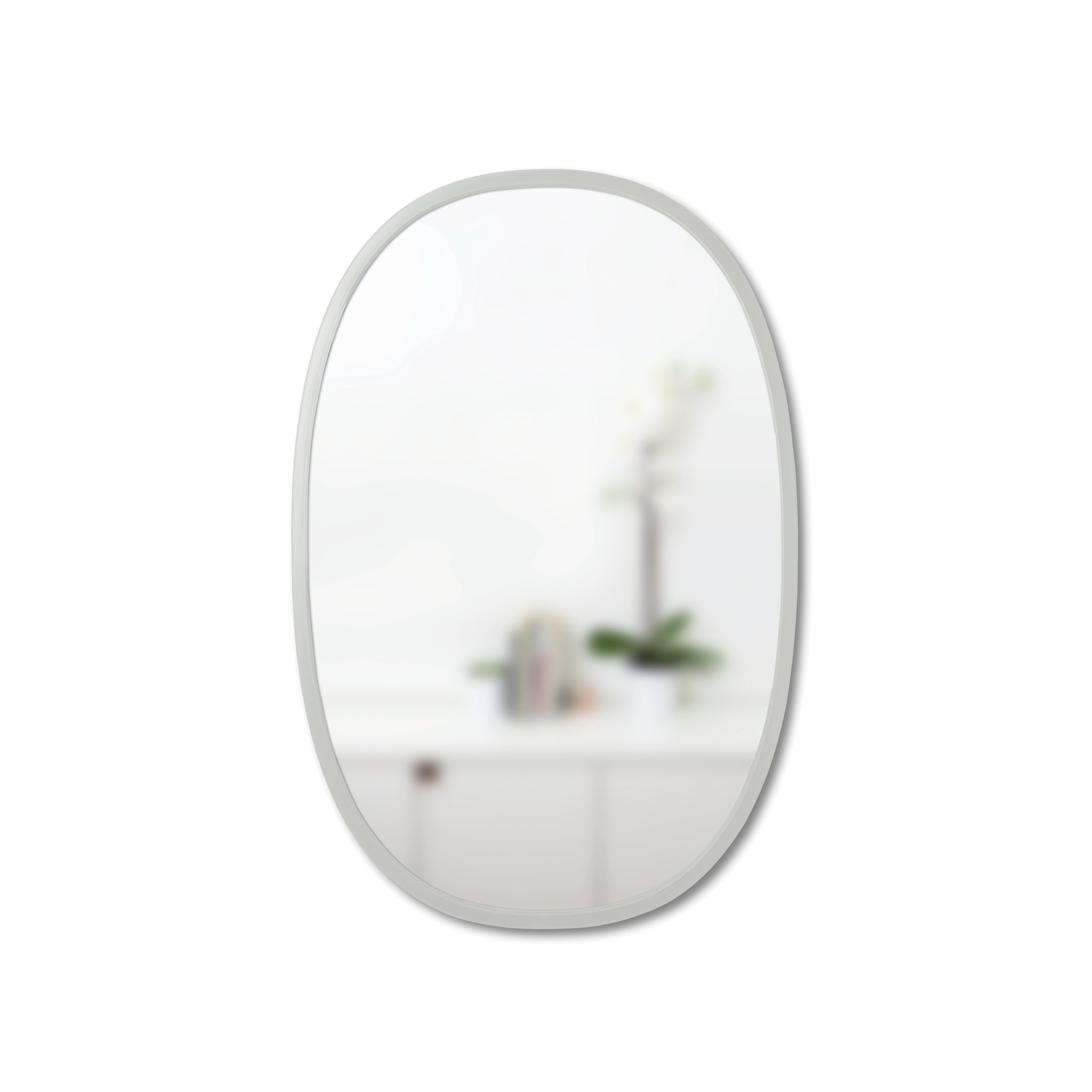 Hub Modern & Contemporary Accent Mirror Pertaining To Hub Modern And Contemporary Accent Mirrors (View 2 of 30)
