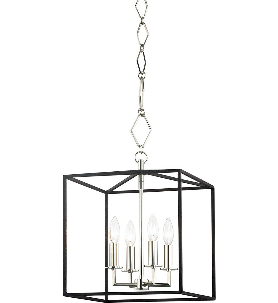Hudson Valley Lighting | Lamps Inside Rockland 4 Light Geometric Pendants (View 16 of 30)