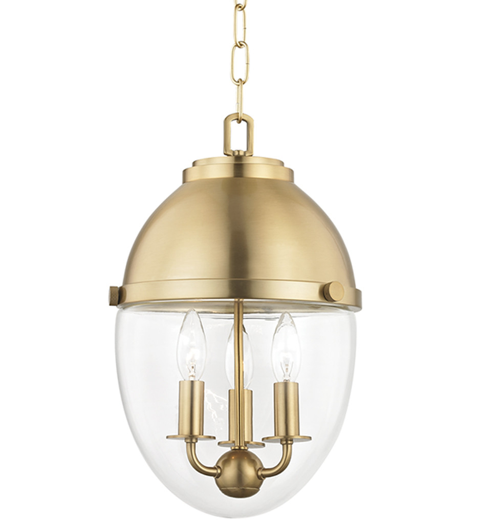 Hudson Valley Lighting | Lamps Pertaining To Rockland 4 Light Geometric Pendants (View 17 of 30)