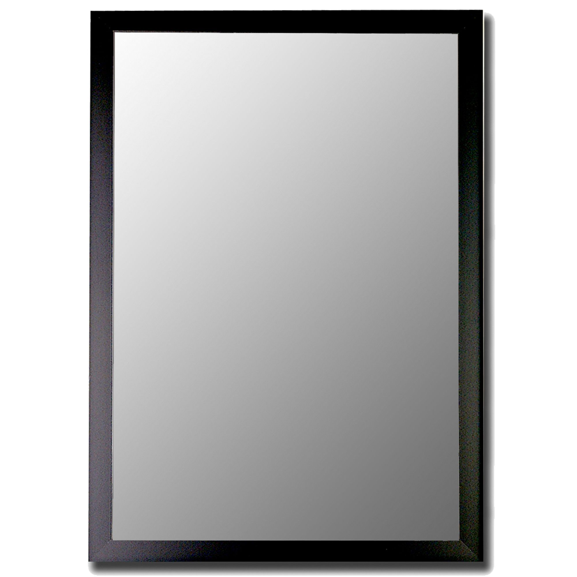 Humbert Modern & Contemporary Beveled Accent Mirror throughout Modern & Contemporary Beveled Wall Mirrors (Image 16 of 30)