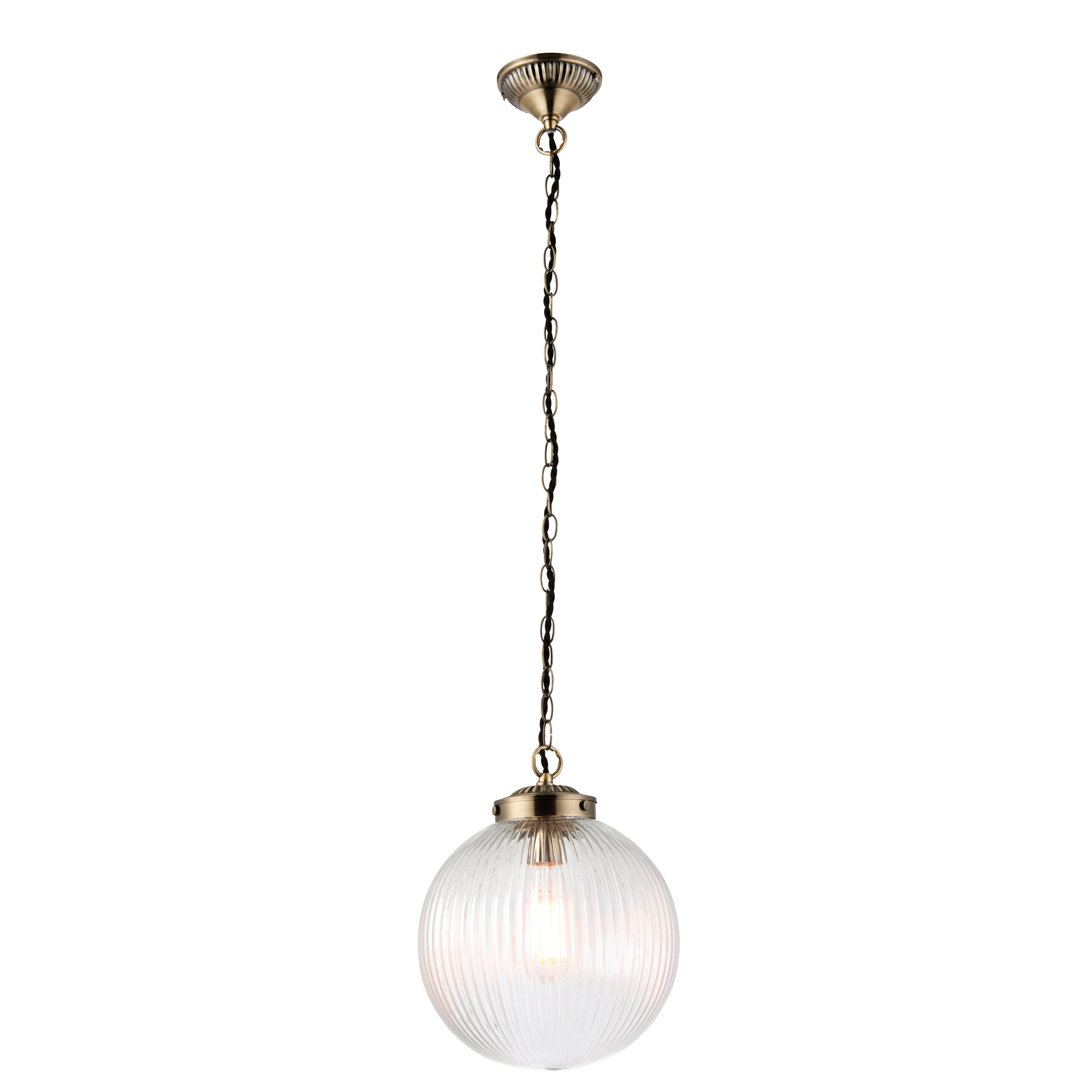 Popular Photo of 1 Light Globe Pendants