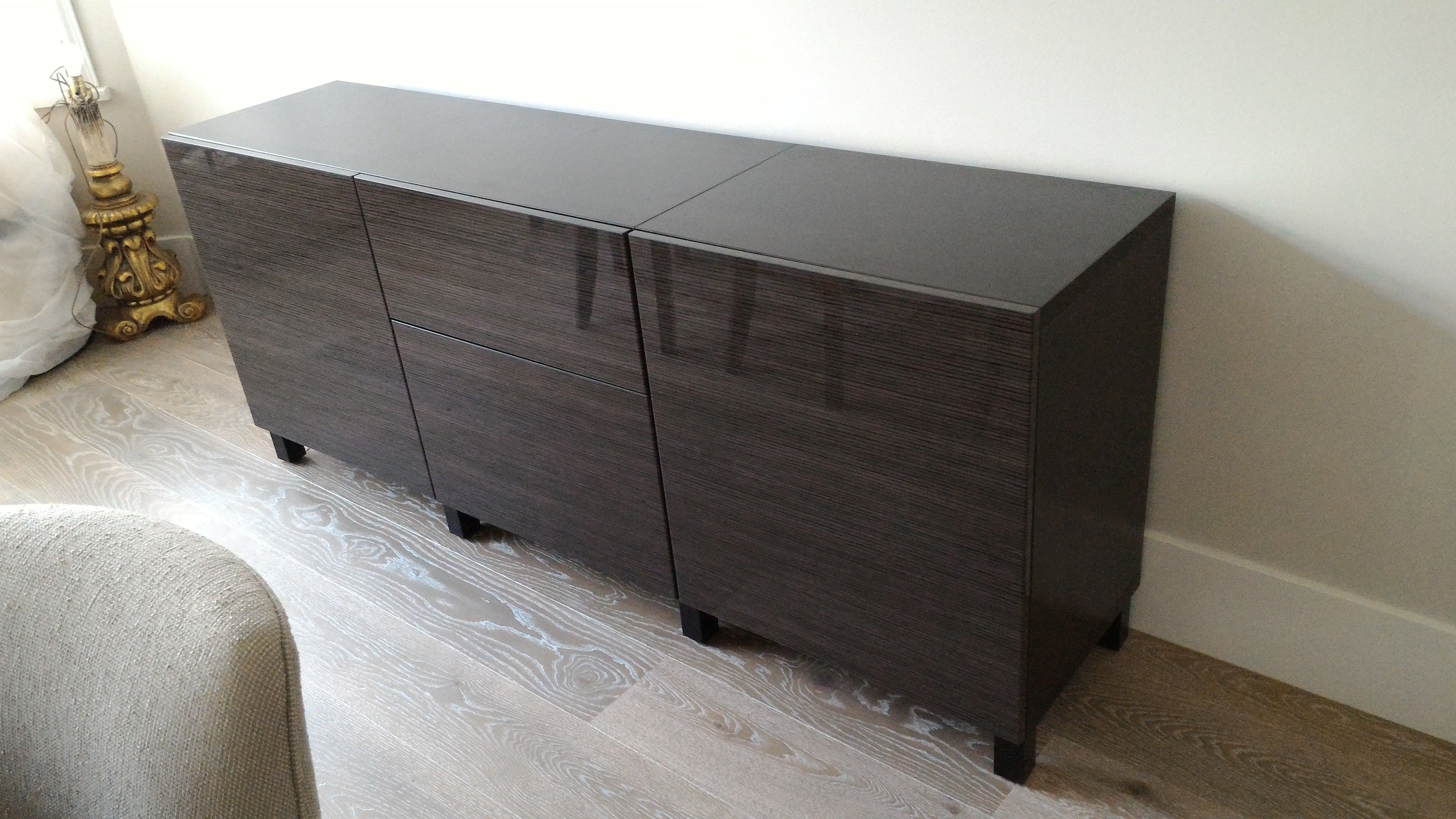 Image Result For Ikea Besta Concrete   Home   Ikea For Deville Russelle Sideboards (View 17 of 30)