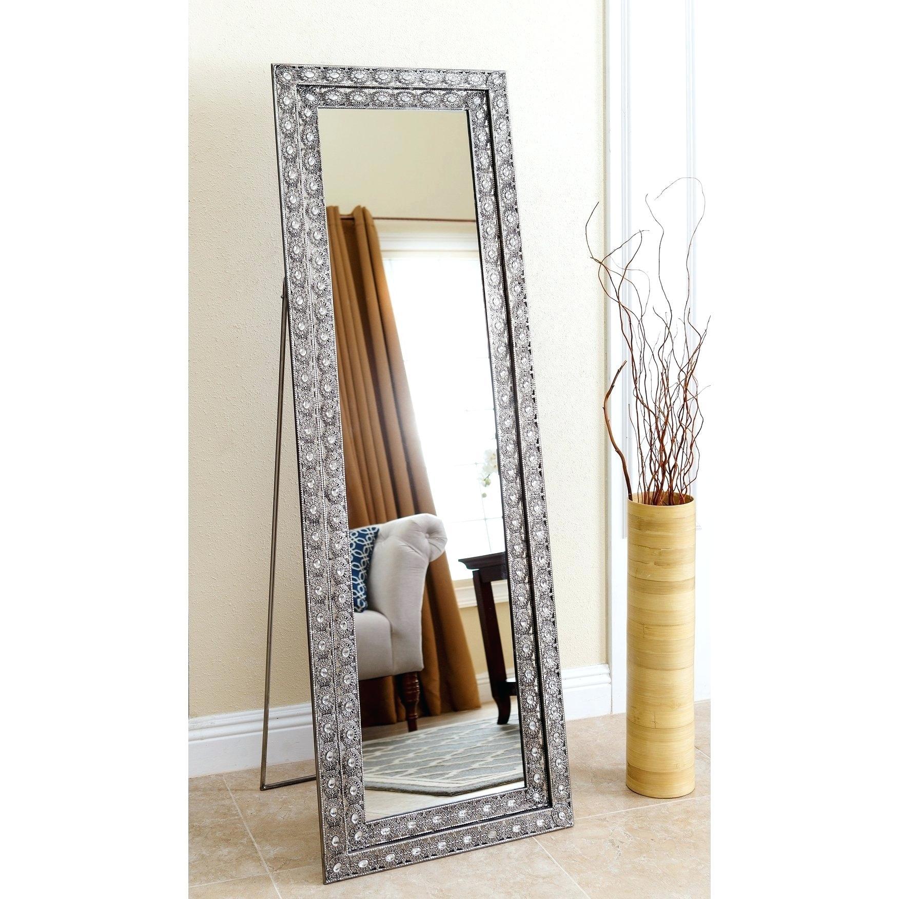 Industrial Floor Length Mirror – Buildactive (View 10 of 30)
