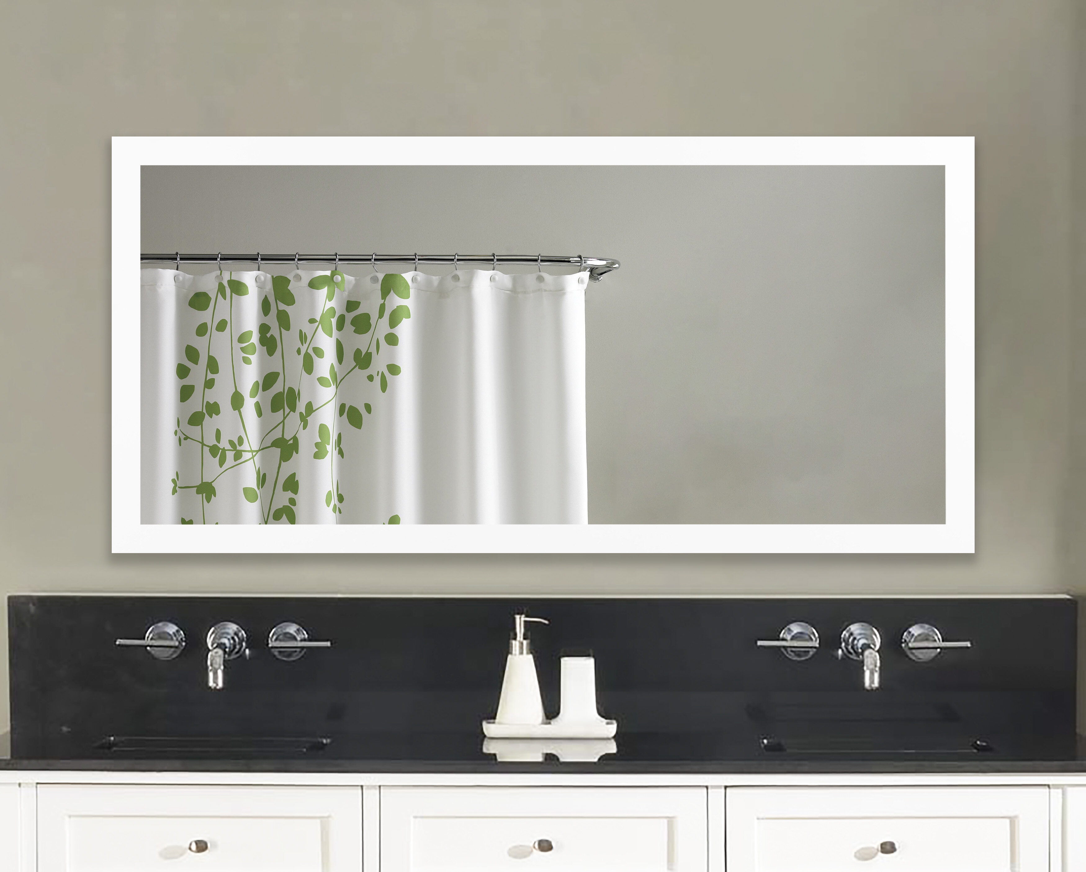 Industrial Modern & Contemporary Wall Mirror With Regard To Industrial Modern & Contemporary Wall Mirrors (View 12 of 30)