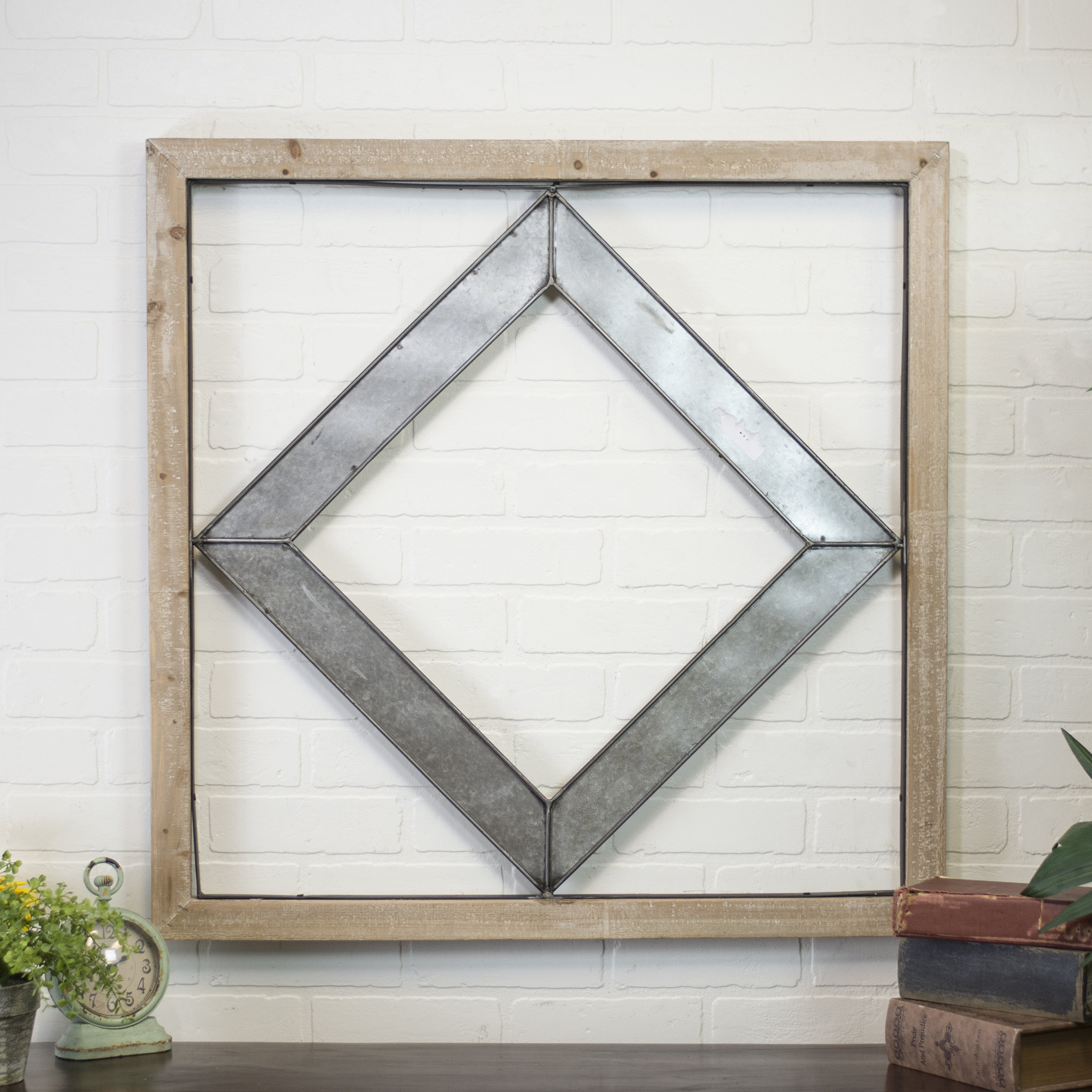 Industrial Wall Décor with regard to Large Modern Industrial Wall Decor (Image 10 of 30)