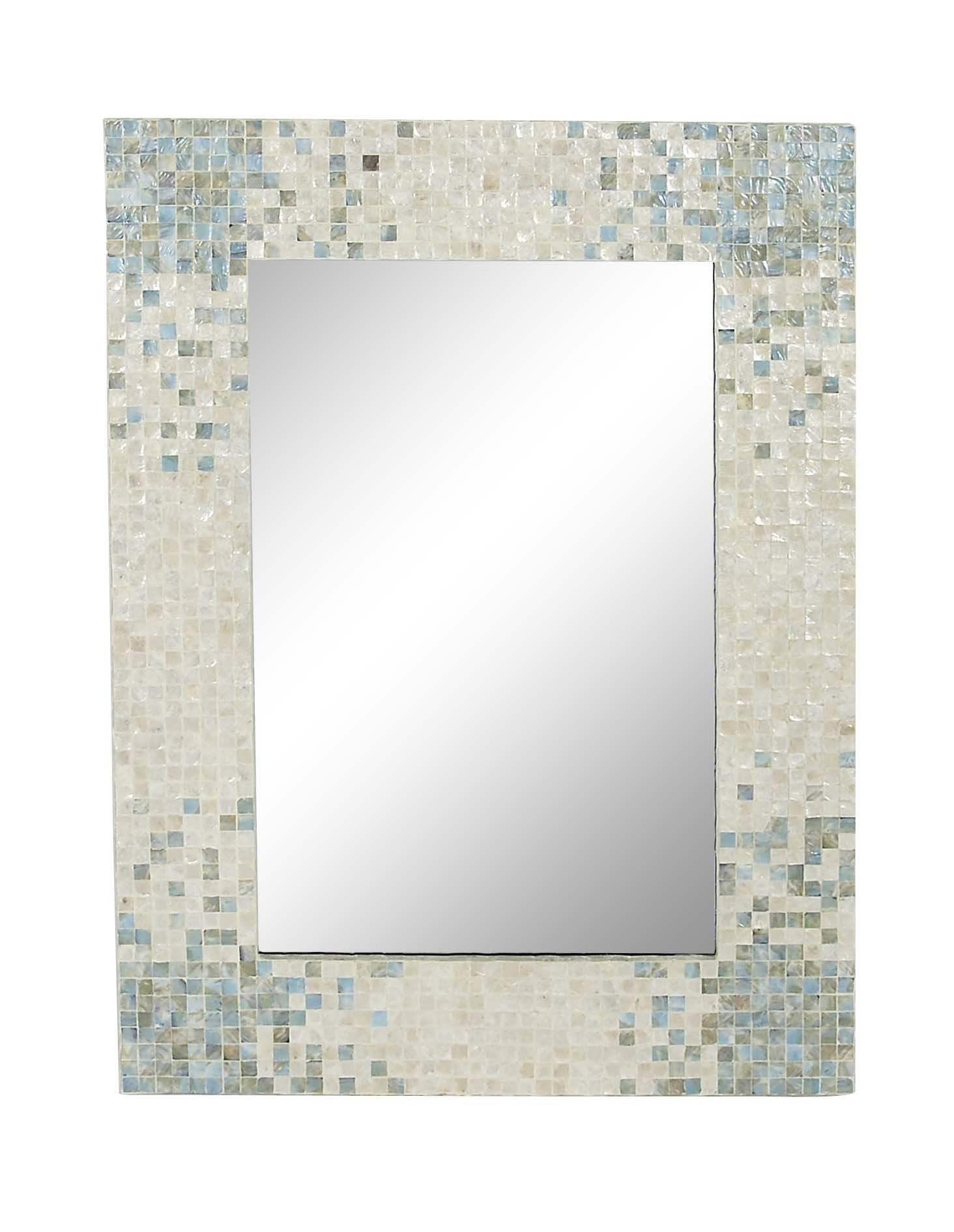 Ingram Modern & Contemporary Accent Mirror Intended For Guidinha Modern & Contemporary Accent Mirrors (View 17 of 30)