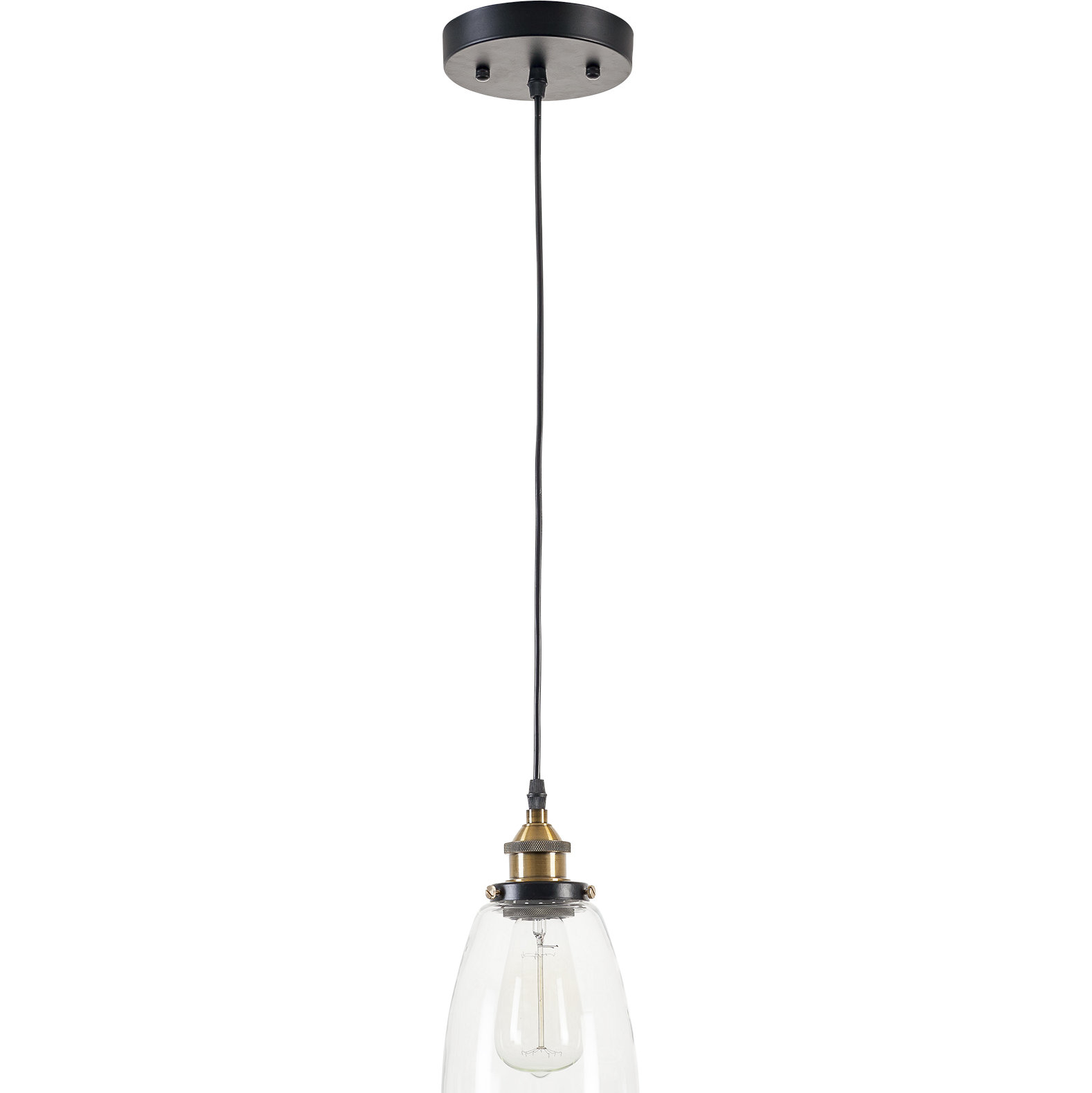 Iron Gate 1 Light Single Bell Pendant With Bodalla 1 Light Single Bell Pendants (View 23 of 30)
