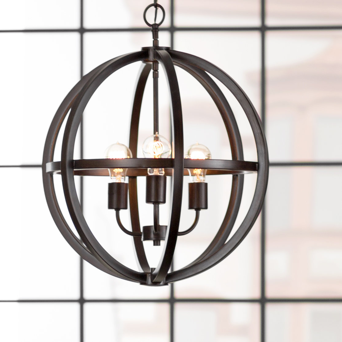 Irwin Globe Pendant with regard to Irwin 1-Light Single Globe Pendants (Image 16 of 30)
