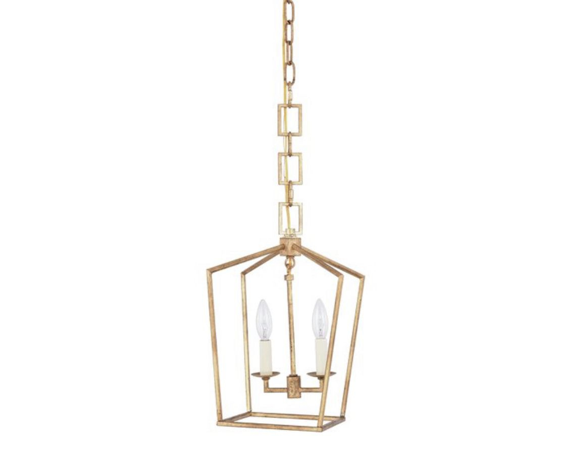Isoline 2-Light Geometric Pendant In 2019 | You Light Up My pertaining to Isoline 2-Light Lantern Geometric Pendants (Image 12 of 30)