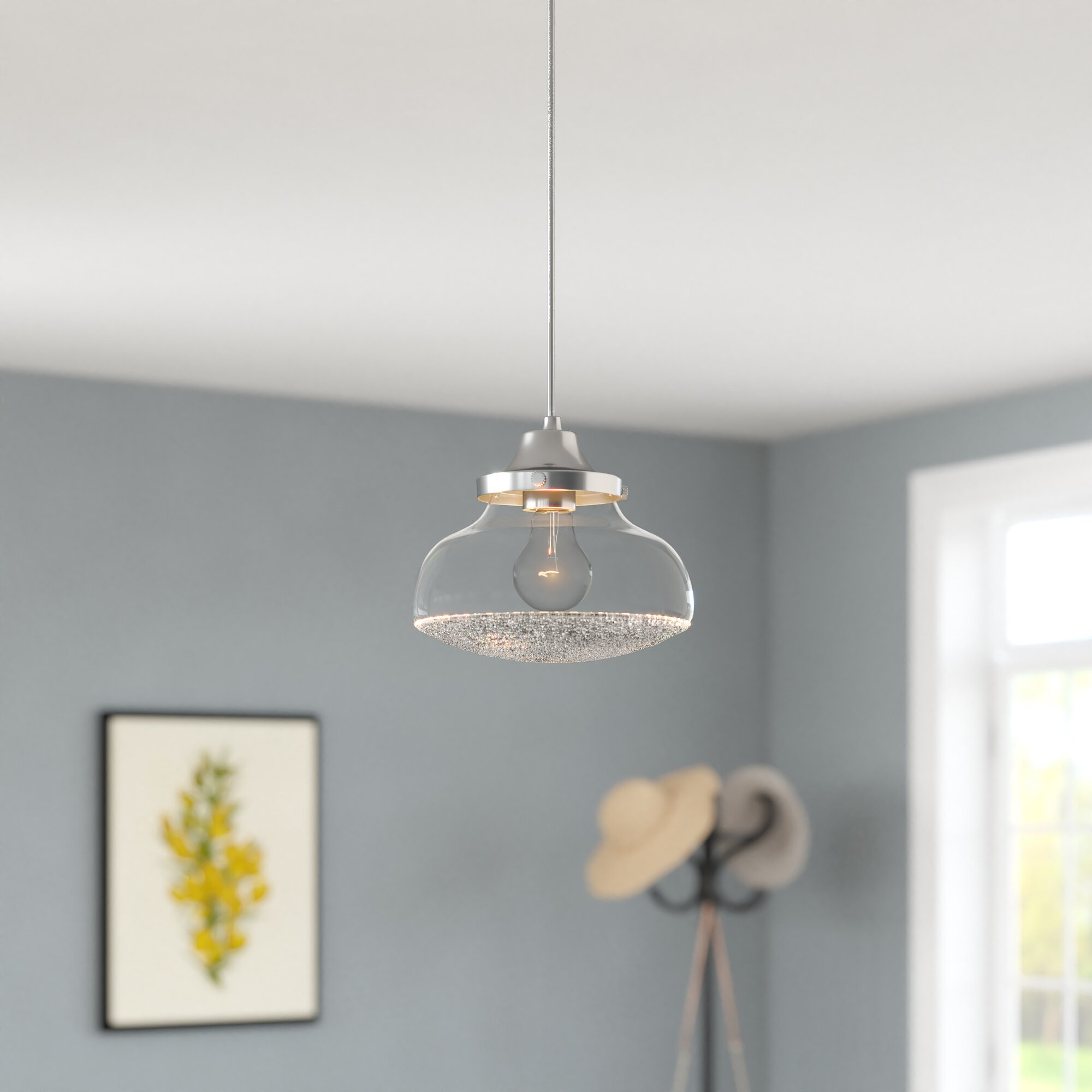 Ivy Bronx Pendant Lighting You'll Love In 2019 | Wayfair (Image 16 of 30)