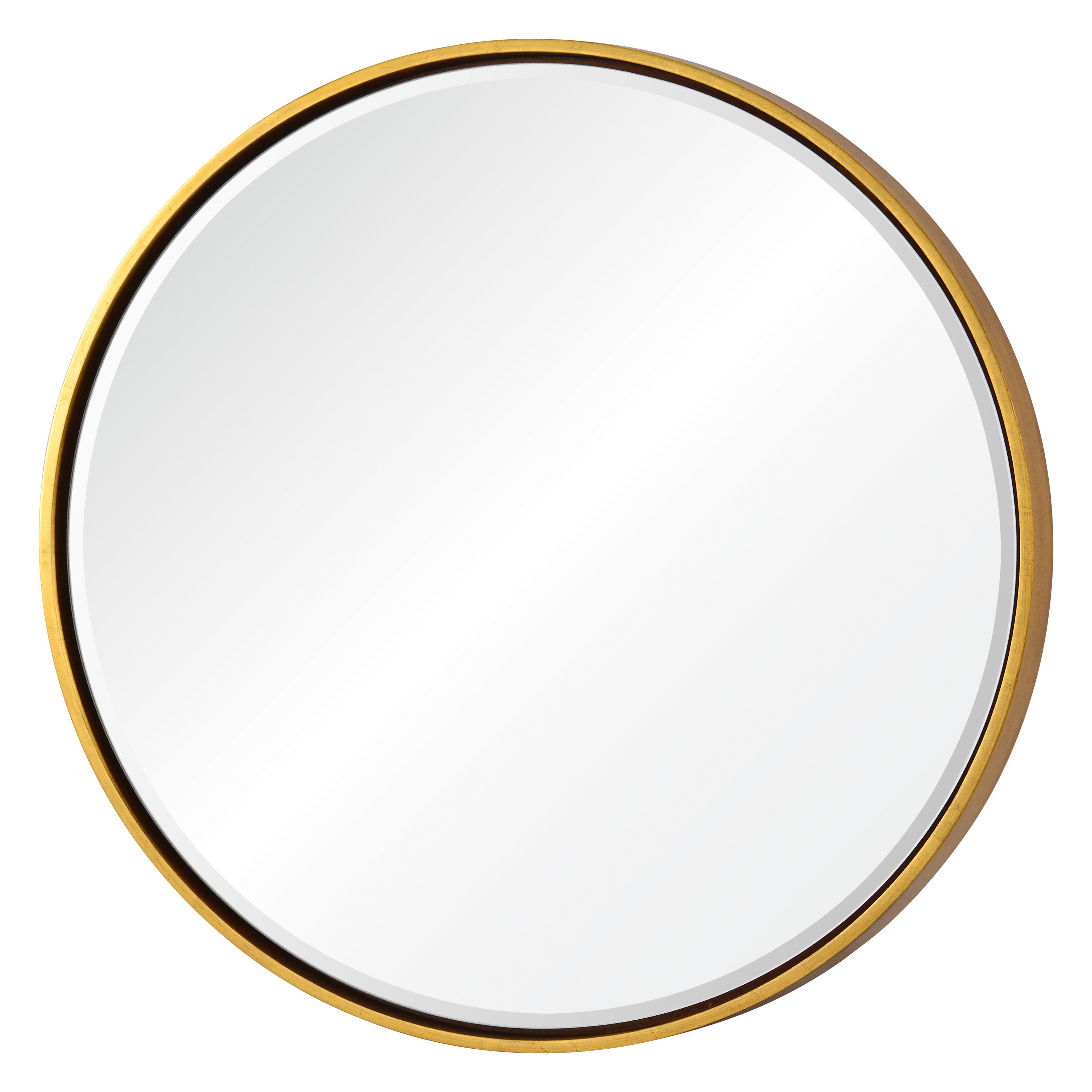 Jamie Modern & Contemporary Beveled Wall Mirror throughout Modern & Contemporary Beveled Wall Mirrors (Image 18 of 30)