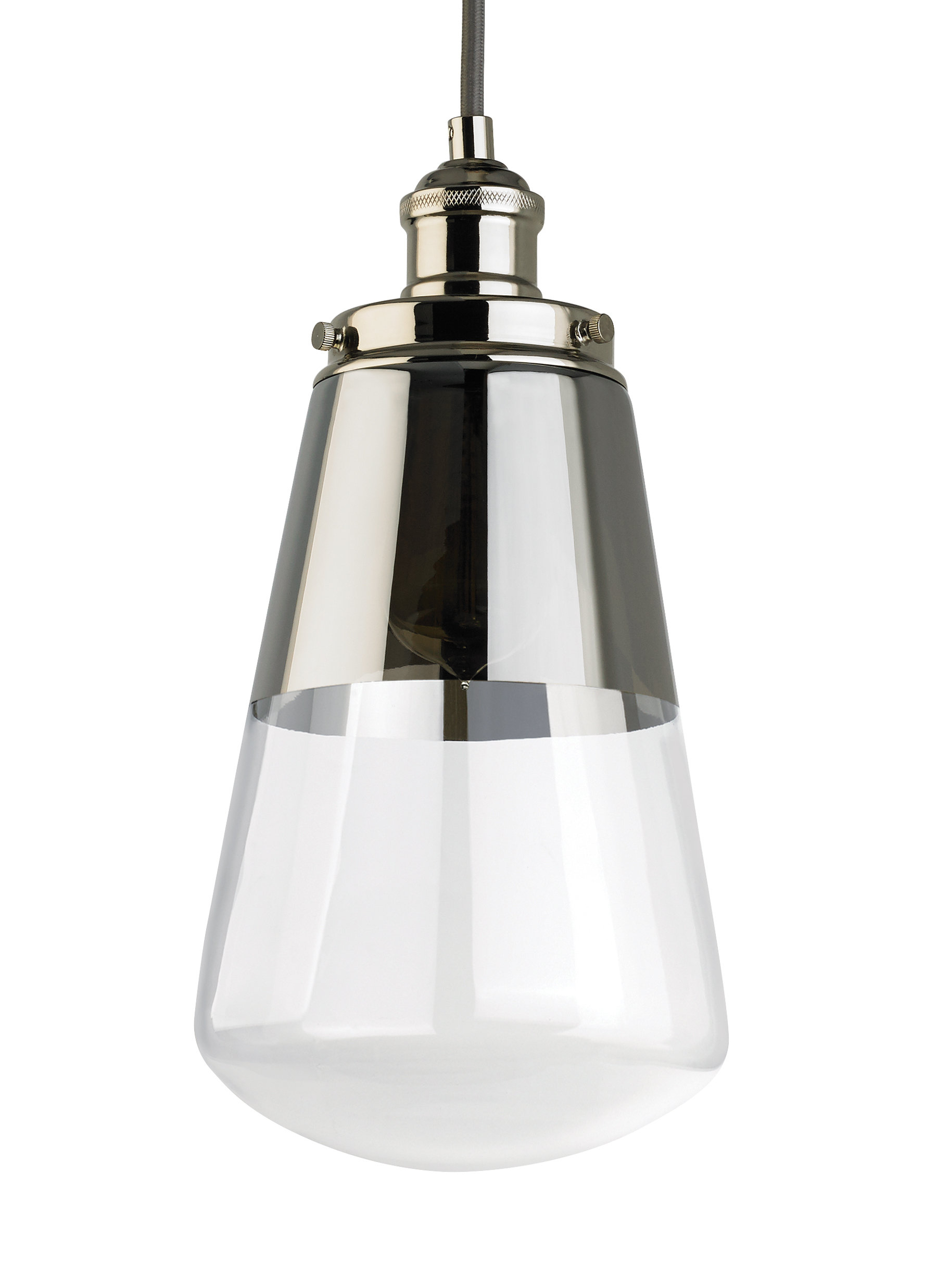 Jarne 1 Light Bulb Pendant With Regard To Ammerman 1 Light Cone Pendants (Image 18 of 30)