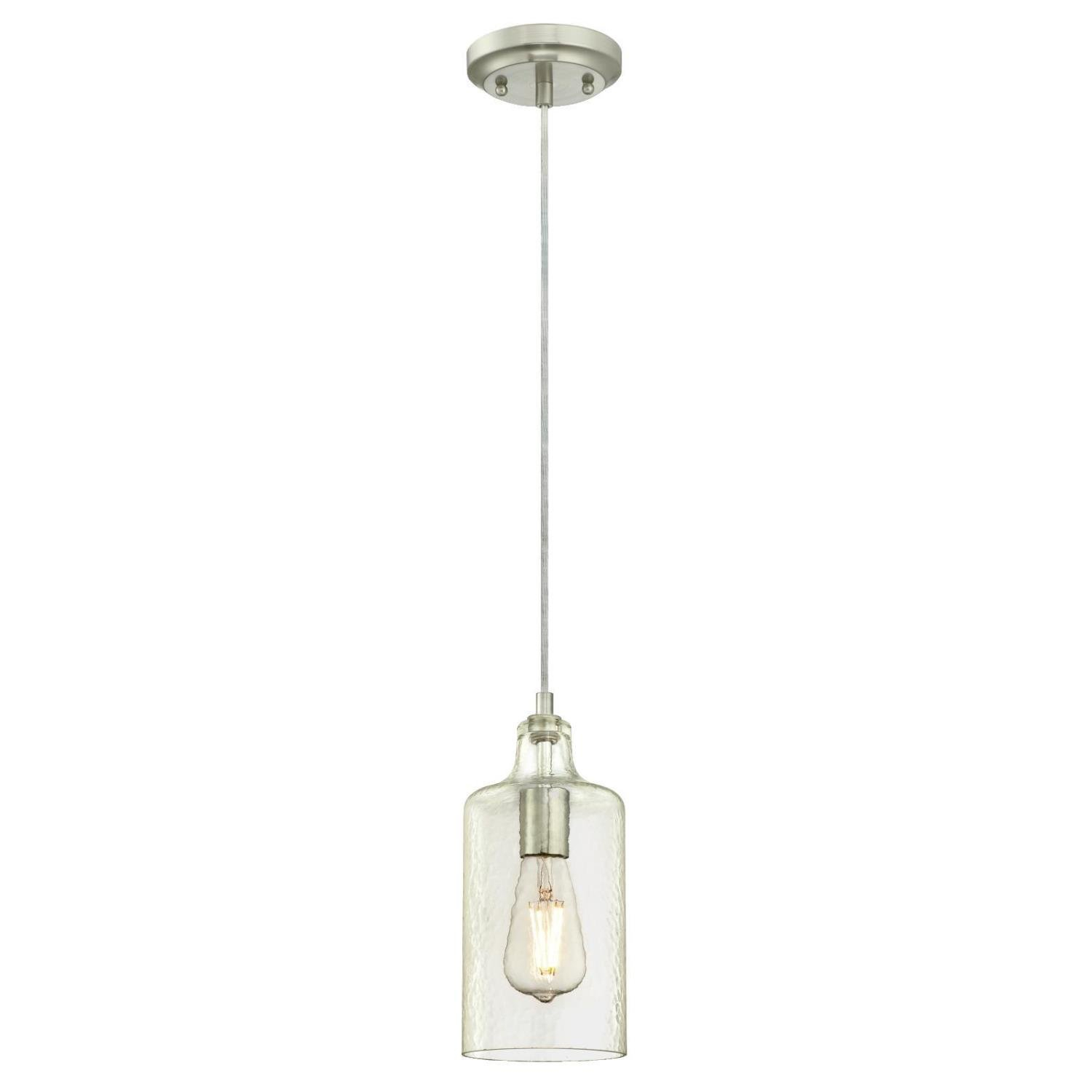 Jayce 1-Light Cylinder Pendant with regard to Jayce 1-Light Cylinder Pendants (Image 13 of 30)