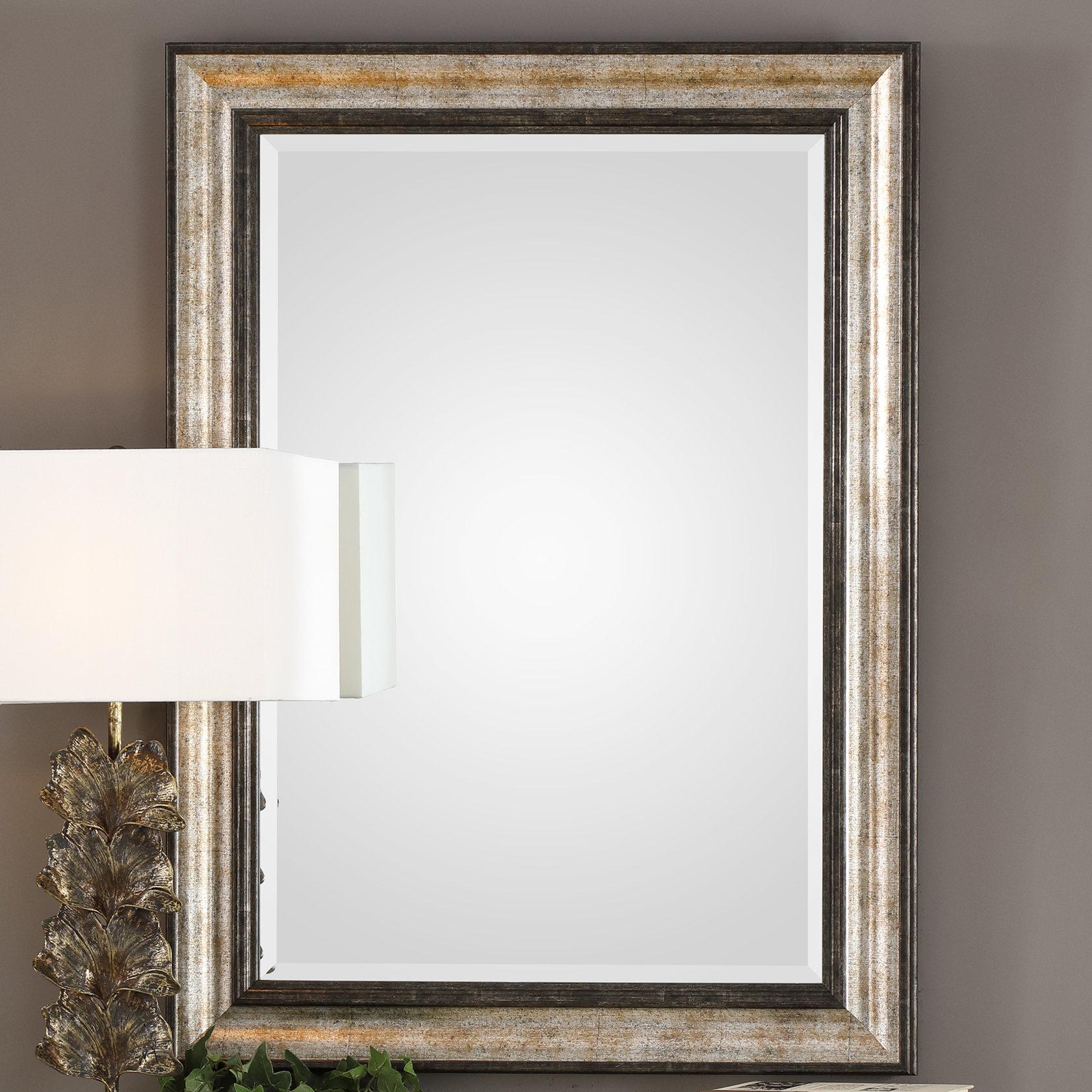Jevon Accent Mirror Regarding Bartolo Accent Mirrors (View 9 of 30)