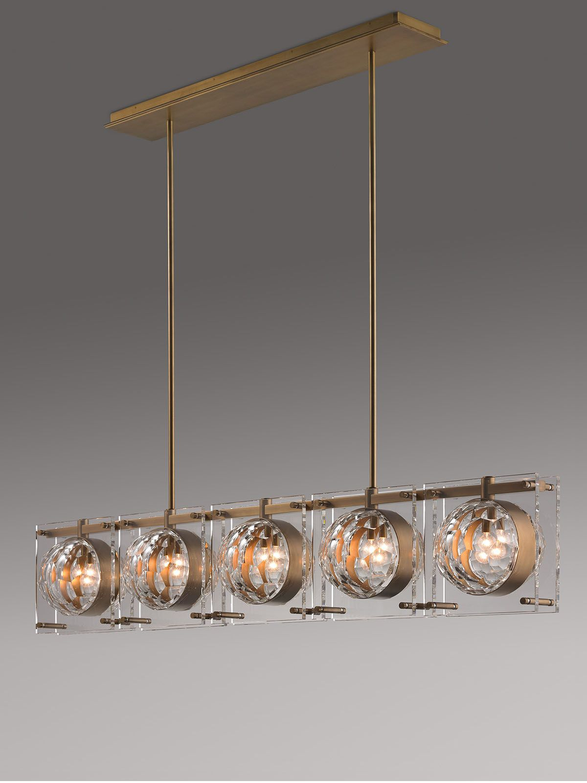 Jonathan Browning - Rochillon Chandelier @ De Sousa Hughes intended for Sousa 4-Light Kitchen Island Linear Pendants (Image 13 of 30)