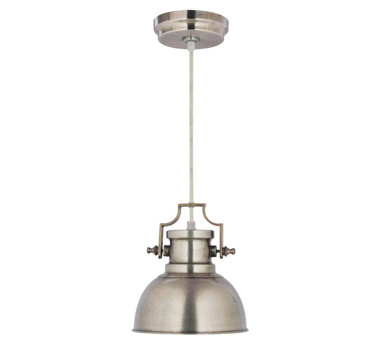 Jules 1-Light Single Dome Pendant intended for Priston 1-Light Single Dome Pendants (Image 13 of 30)