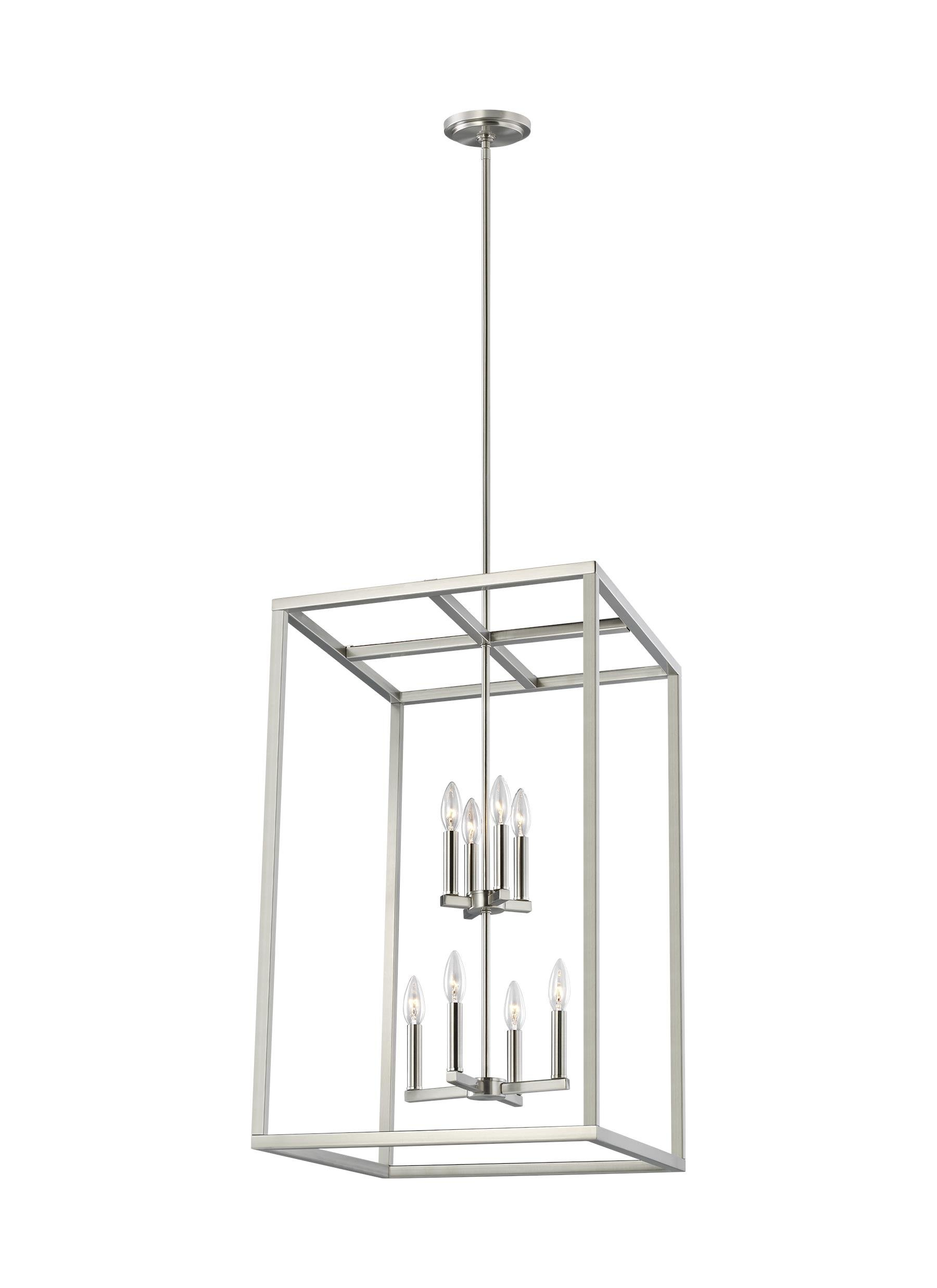 Kaydence 8 Light Lantern Pendant For Odie 8 Light Lantern Square / Rectangle Pendants (View 15 of 30)