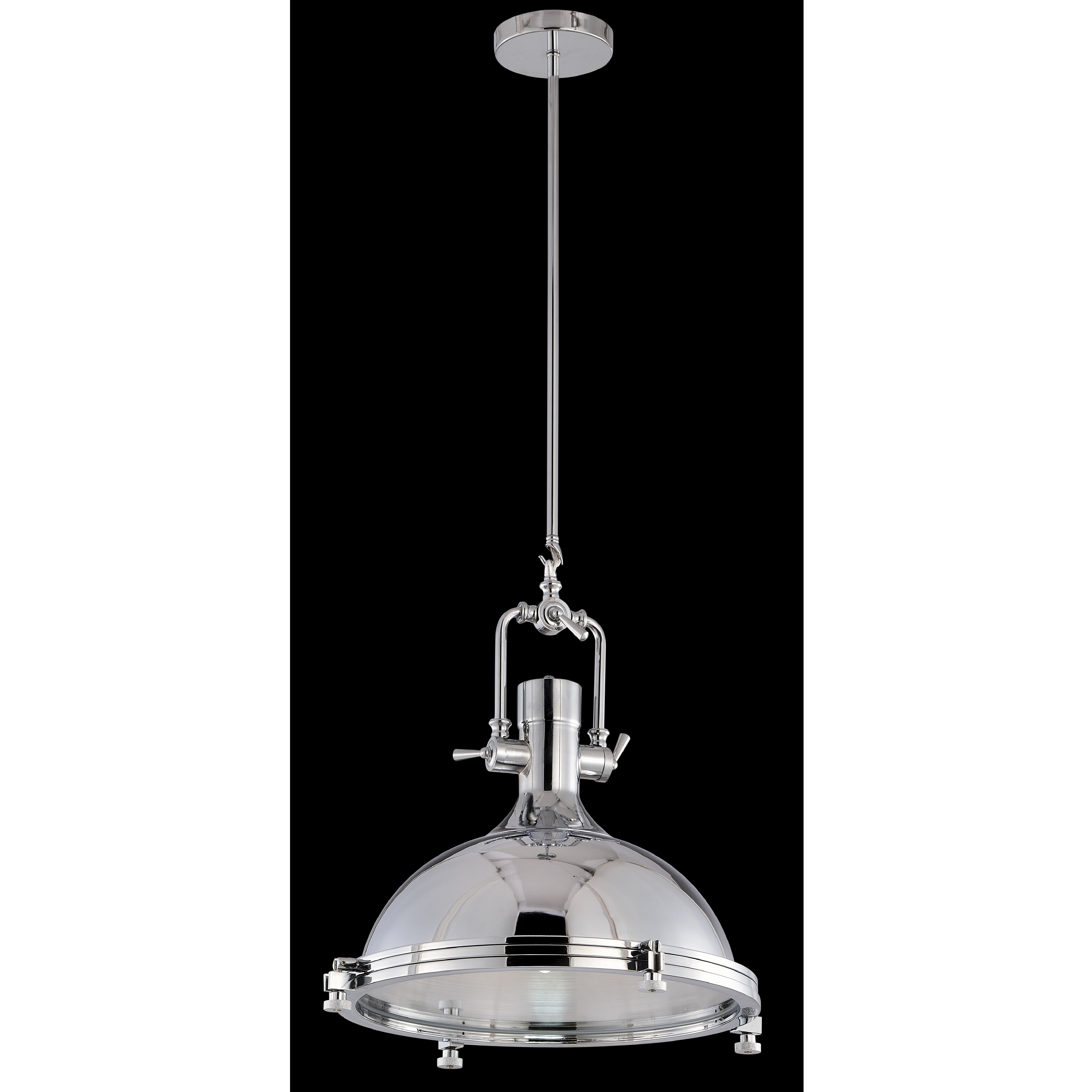 Keesee 1 Light Single Dome Pendant With Hamilton 1 Light Single Dome Pendants (Photo 8 of 30)
