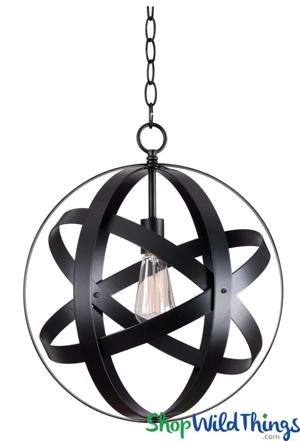 Kenroy Home Global Light Pendant In 2019 | Rory Room | Black Inside Irwin 1 Light Single Globe Pendants (Photo 17 of 30)