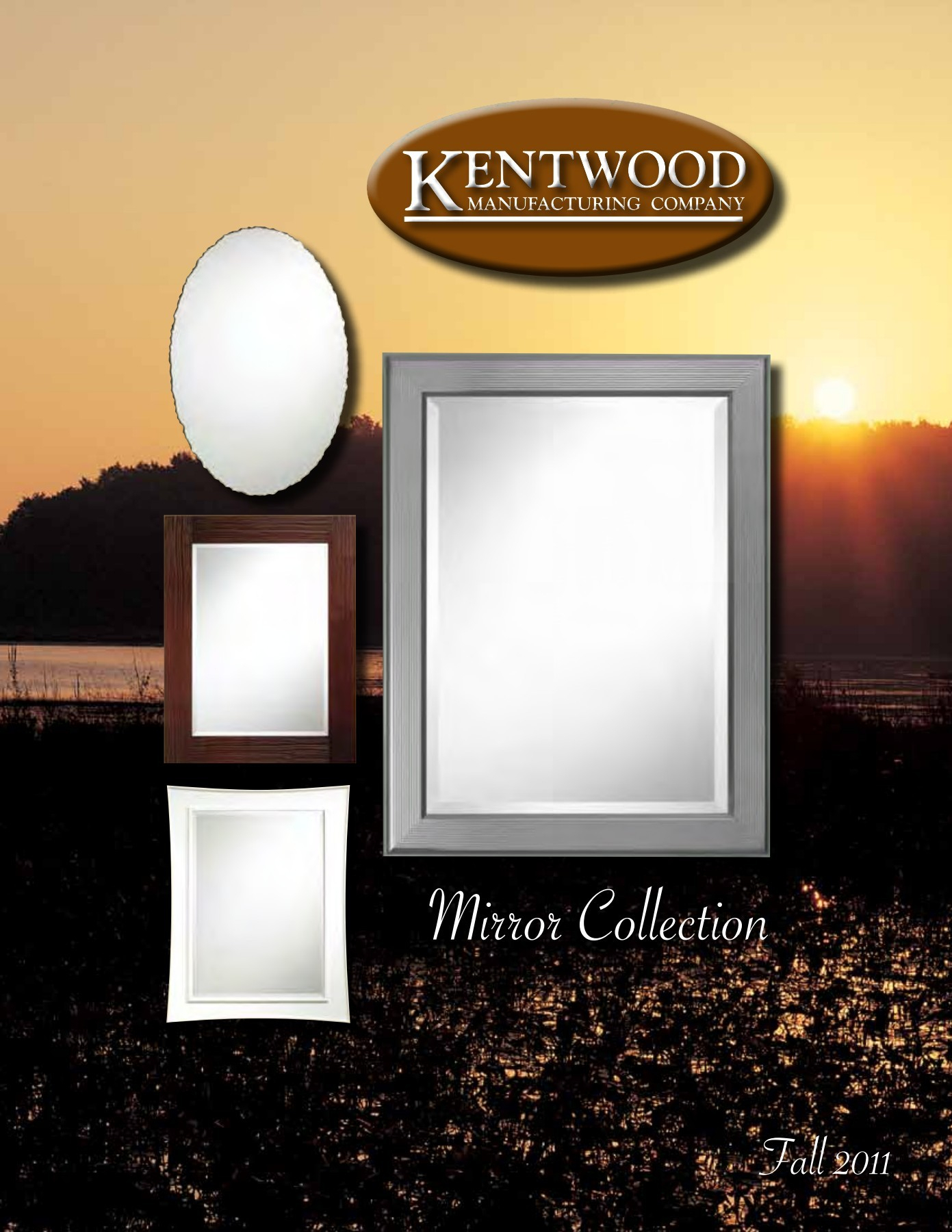 Kentwood Framed Mirrors Pages 1 - 36 - Text Version | Fliphtml5 regarding Kentwood Round Wall Mirrors (Image 8 of 30)