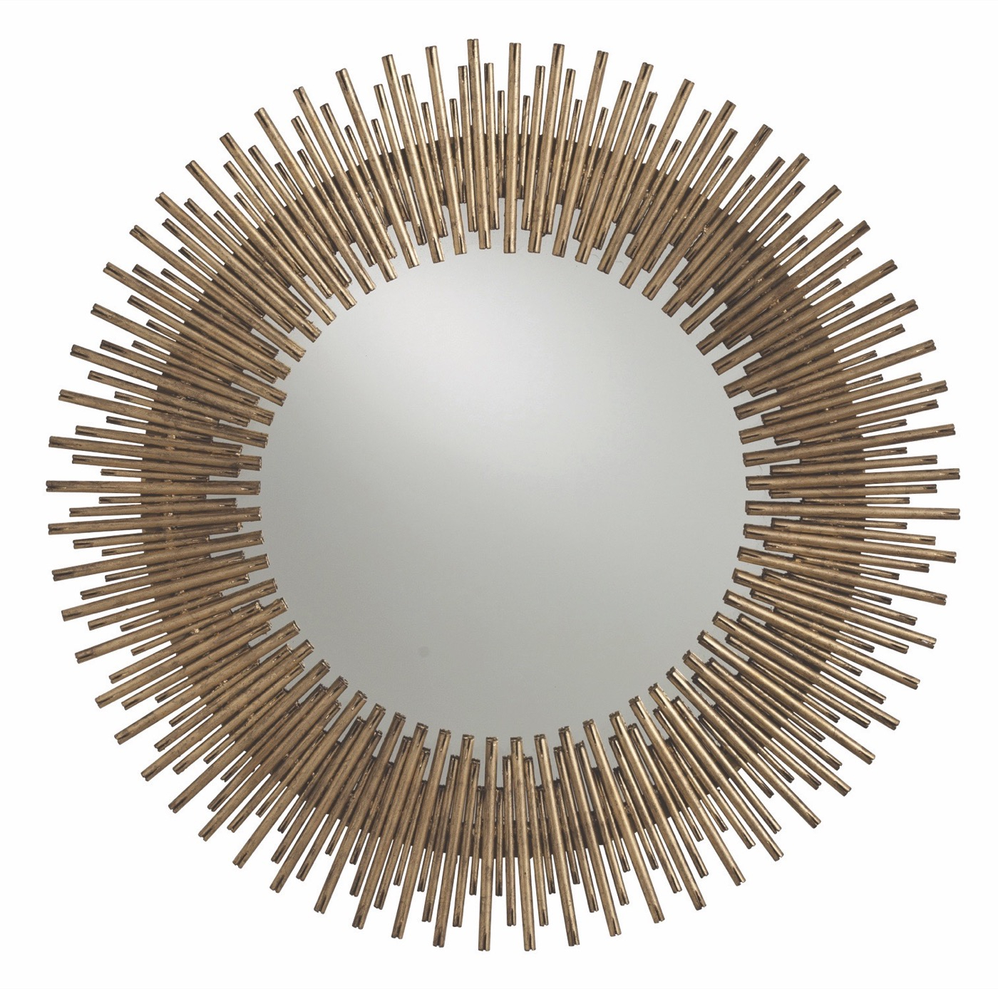 Kentwood Round Wall Mirror | Gold Pertaining To Kentwood Round Wall Mirrors (Photo 5 of 30)