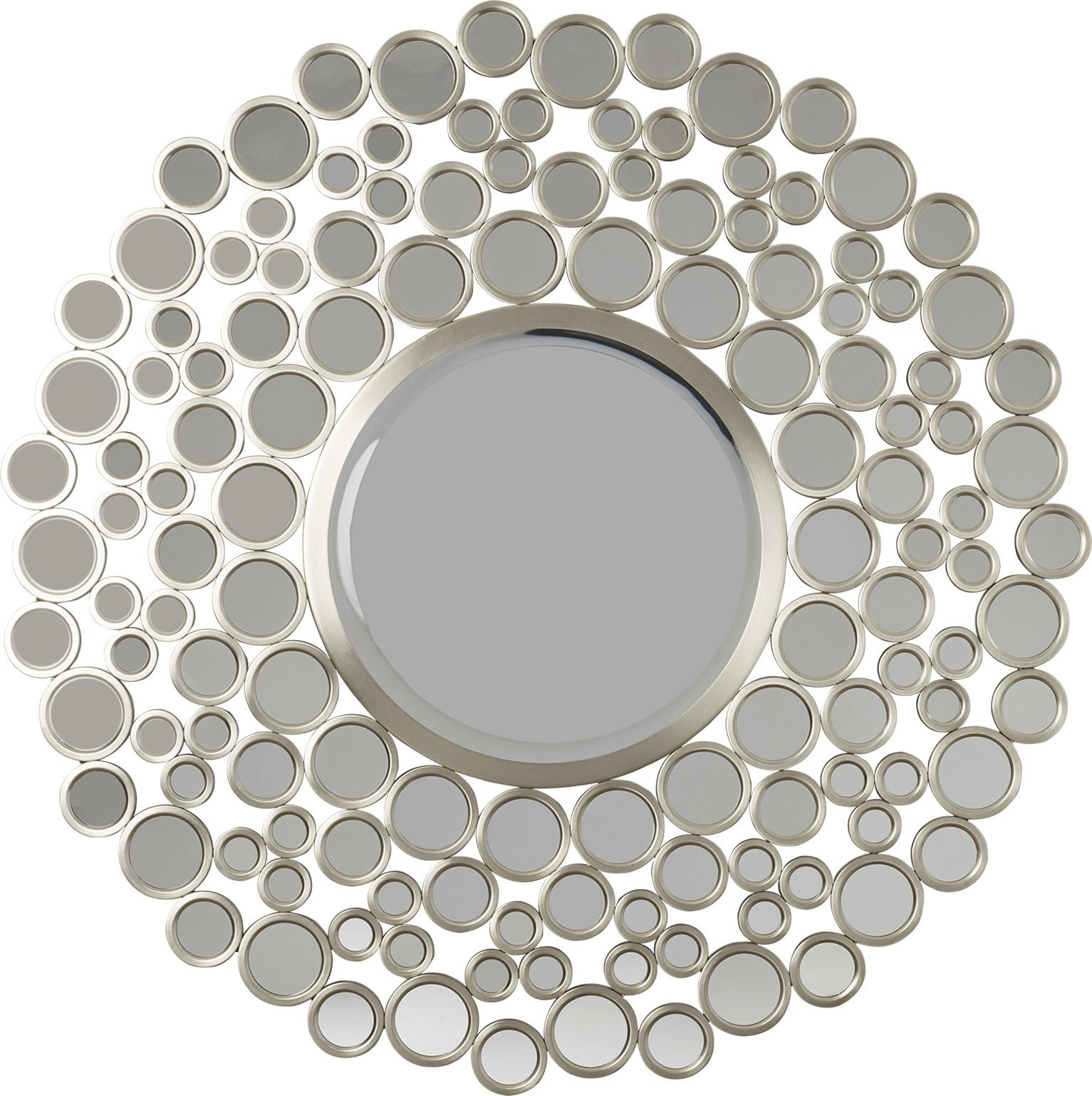 Kentwood Round Wall Mirror | Products | Small Round Mirrors Pertaining To Kentwood Round Wall Mirrors (Gallery 4 of 30)