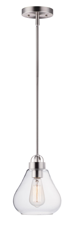 Kimsey 1 Light Teardrop Pendant Intended For Kimsey 1 Light Teardrop Pendants (Photo 1 of 30)