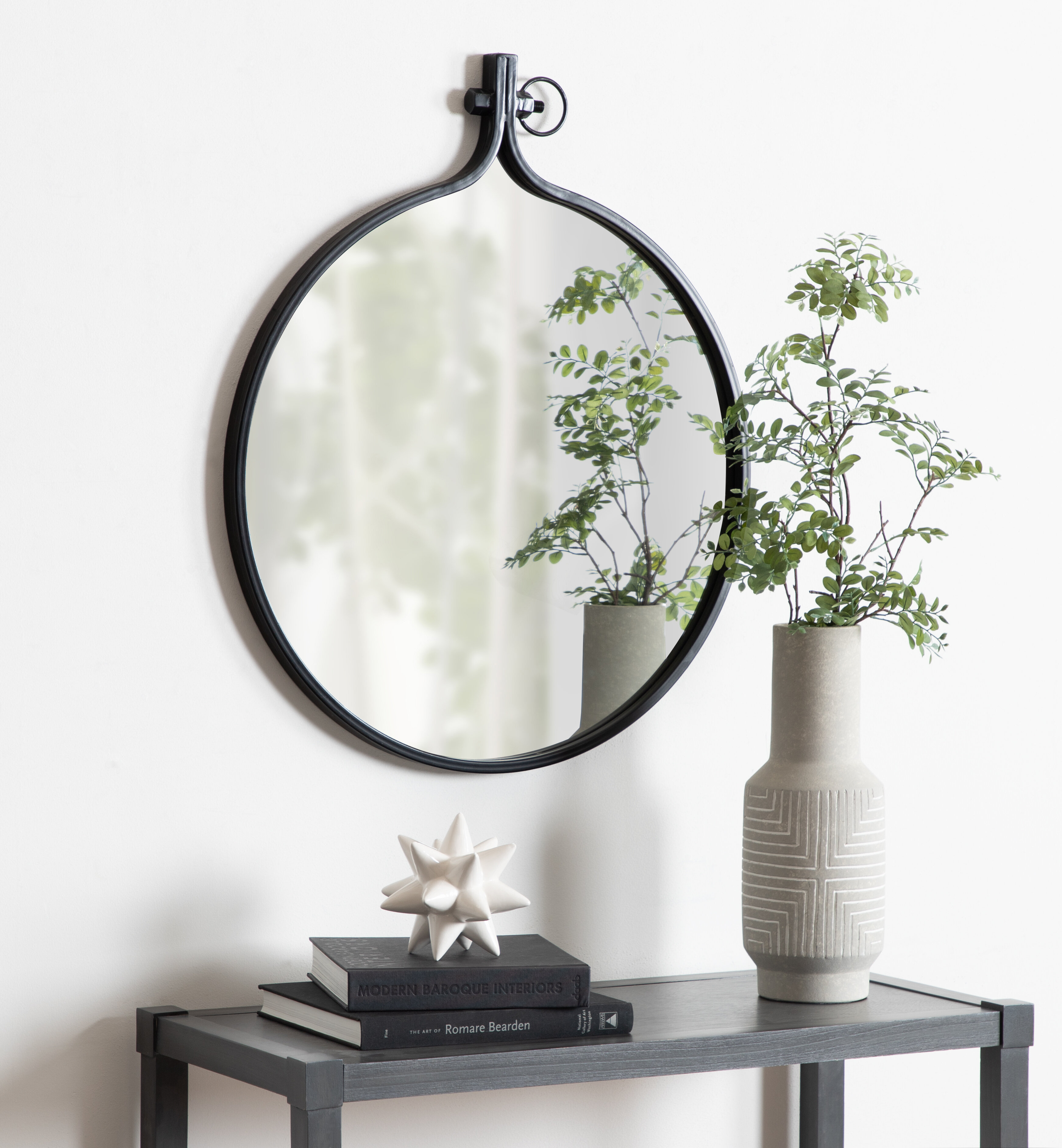 Kinley Accent Mirror With Regard To Luna Accent Mirrors (View 7 of 30)