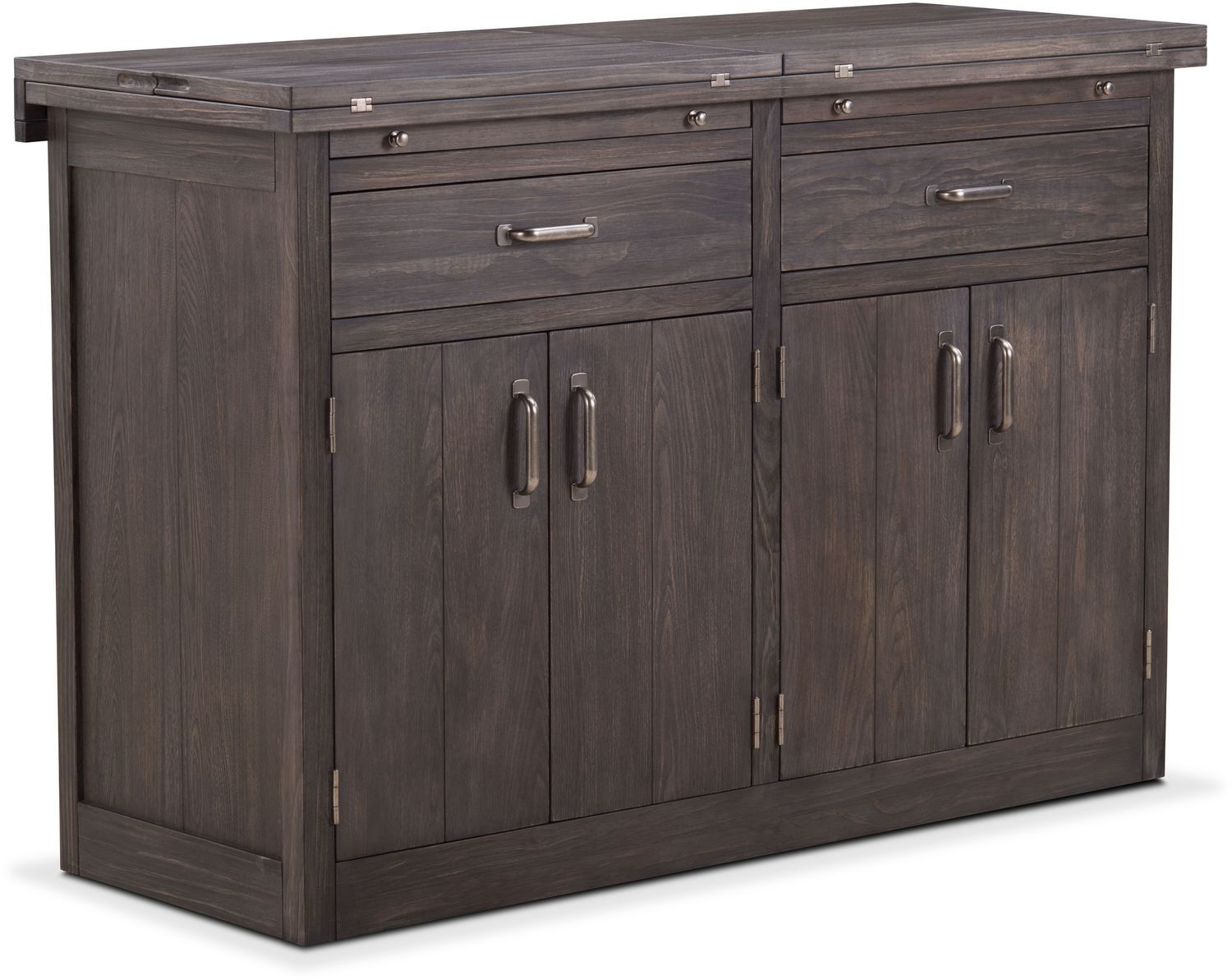 Lancaster Sideboard With Casters – Truffle | Products With Colborne Sideboards (View 18 of 30)